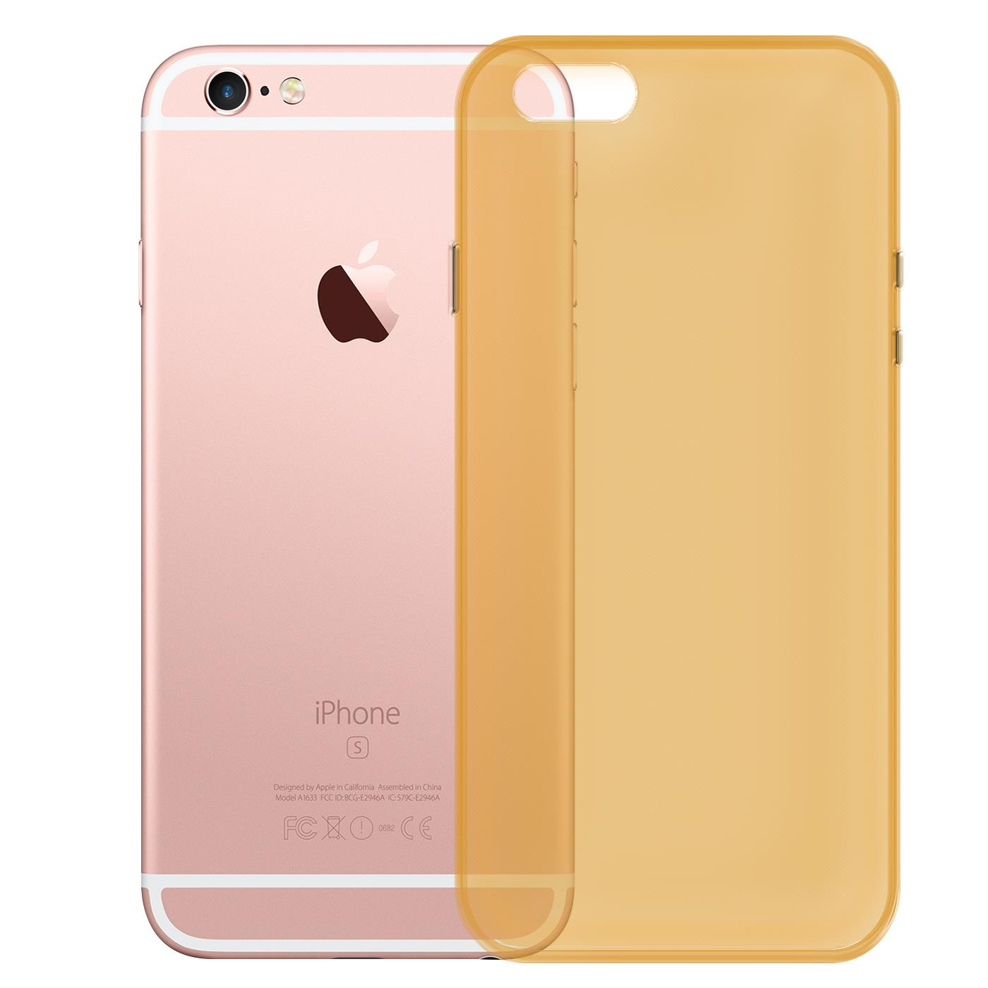 Ultra-Slim-Case-fuer-Apple-iPhone-Huelle-Handyhuelle-Schutz-Cover-Silikon-Tasche
