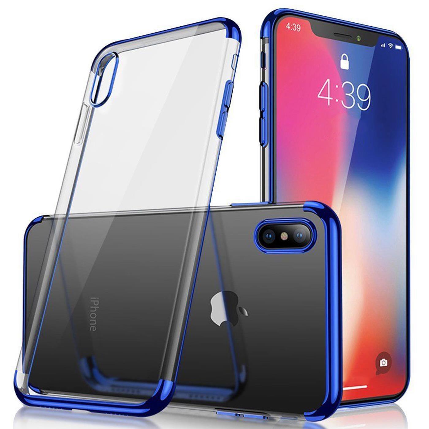 Schutzhuelle-Apple-iPhone-Slim-Glanz-Case-Handy-Cover-Huelle-Etui-Bumper-Tasche