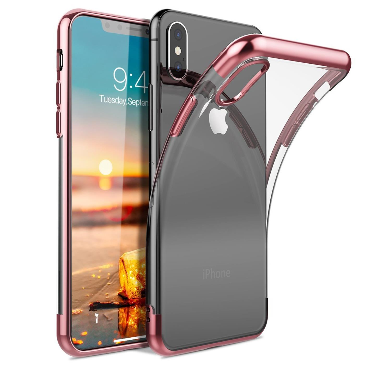 Schutzhuelle-Apple-iPhone-Slim-Glanz-Case-Handy-Cover-Huelle-Etui-Bumper-Tasche