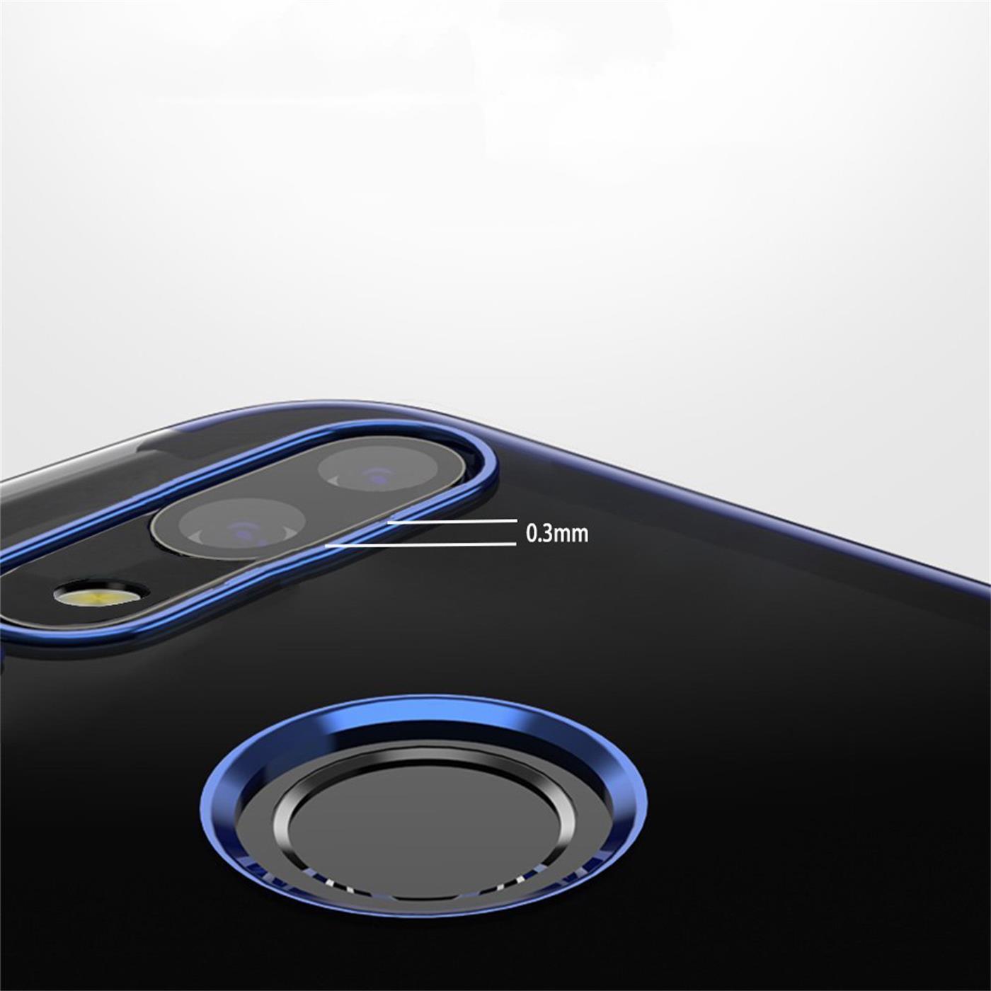 Silikon-Klar-Case-fuer-Huawei-p20-Lite-Ultra-Slim-Stossfeste-Gel-Rueckseite Indexbild 18