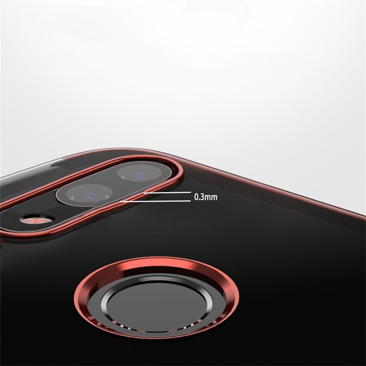 Silikon-Klar-Case-fuer-Huawei-p20-Lite-Ultra-Slim-Stossfeste-Gel-Rueckseite Indexbild 22