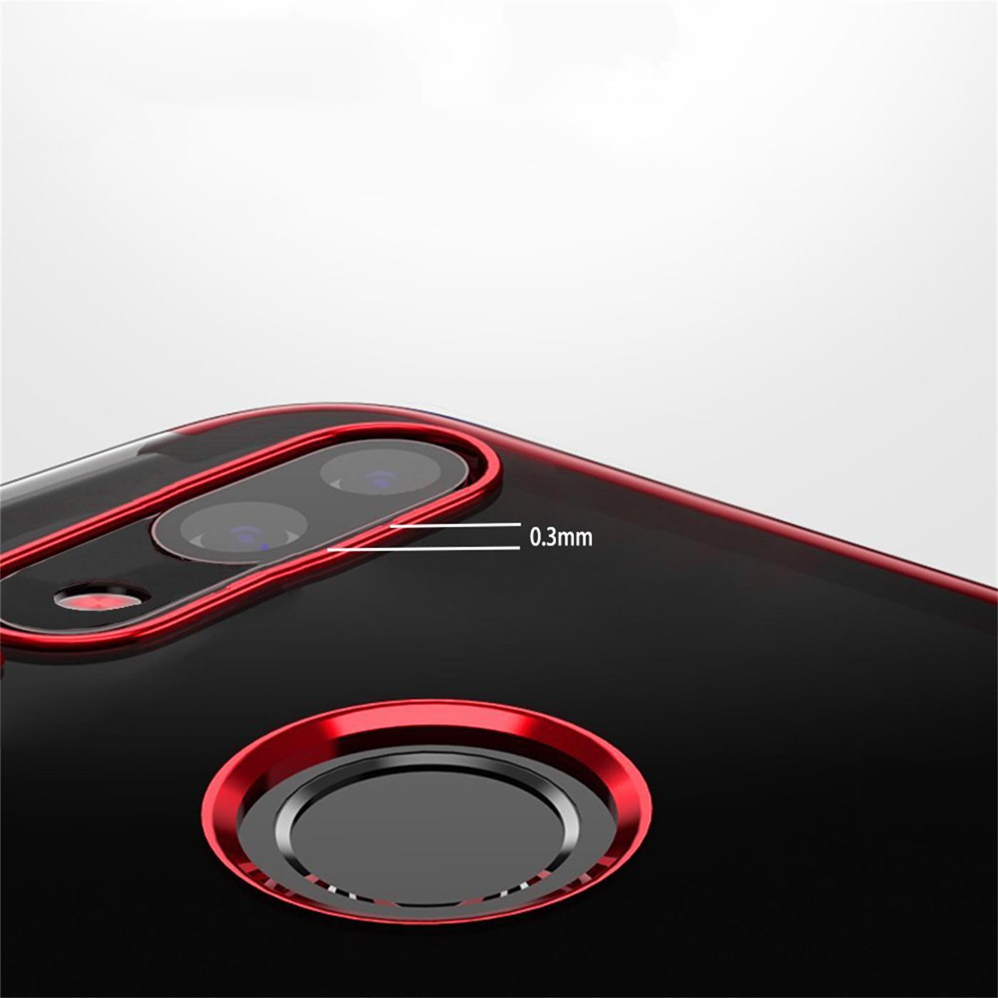 Silikon-Klar-Case-fuer-Huawei-p20-Lite-Ultra-Slim-Stossfeste-Gel-Rueckseite Indexbild 14