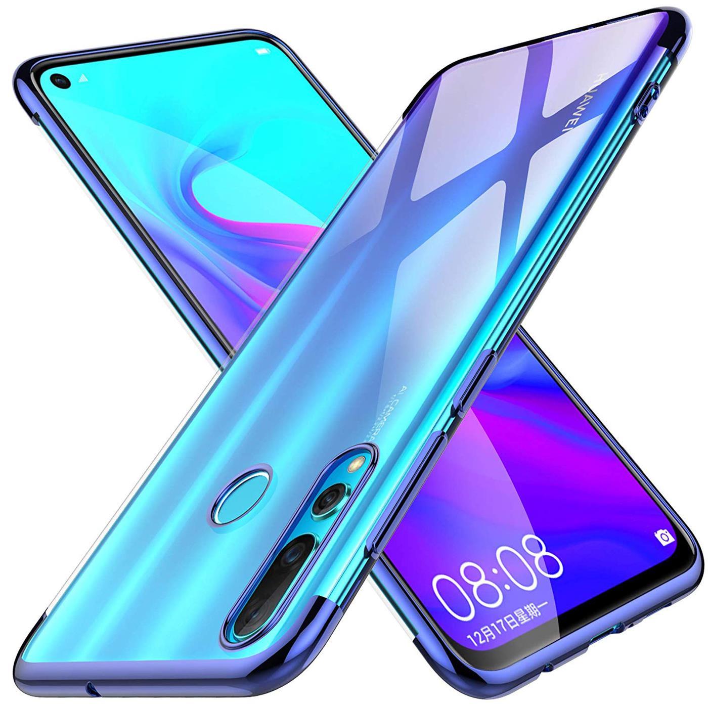 Schutzhuelle-Huawei-P30-P30-Lite-P30-Pro-Handy-Tasche-Slim-Cover-Case-Transparent Indexbild 17