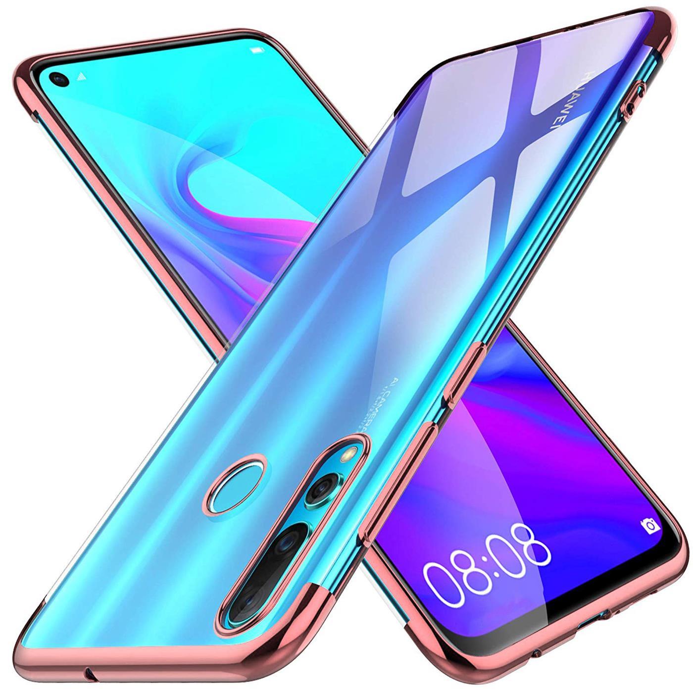 Schutzhuelle-Huawei-P30-P30-Lite-P30-Pro-Handy-Tasche-Slim-Cover-Case-Transparent Indexbild 24
