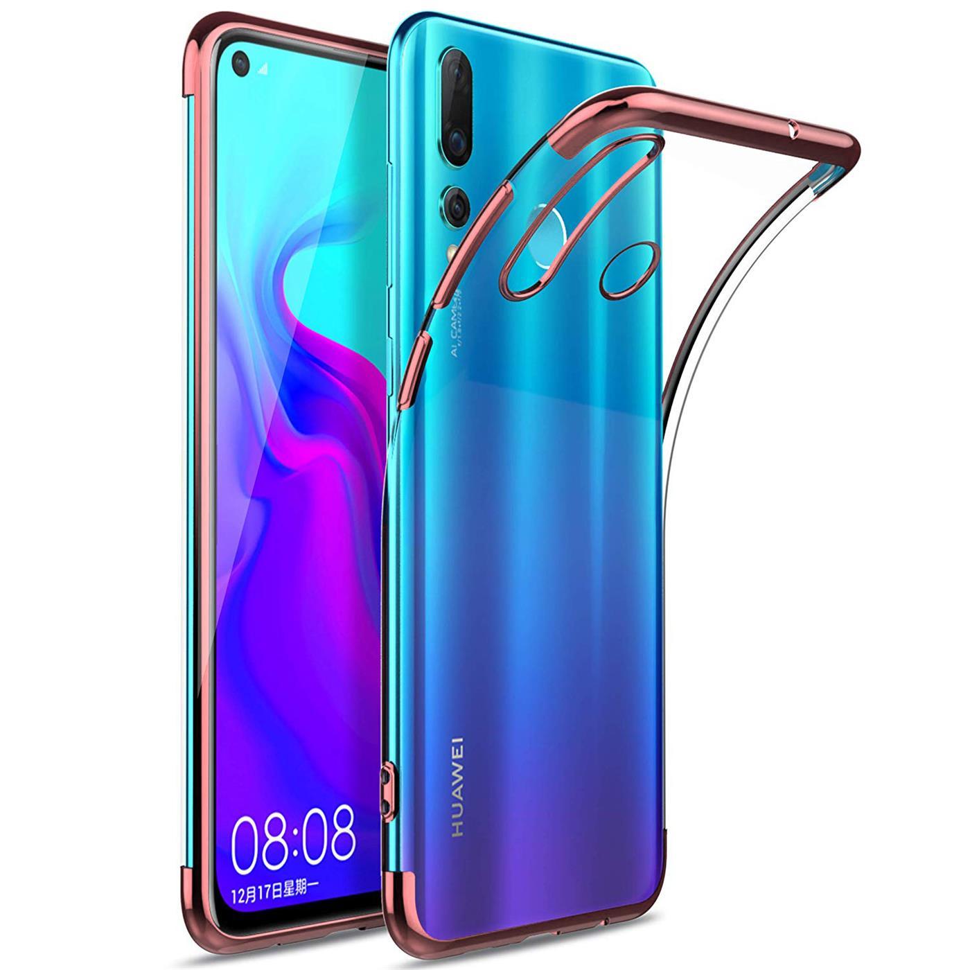 Schutzhuelle-Huawei-P30-P30-Lite-P30-Pro-Handy-Tasche-Slim-Cover-Case-Transparent Indexbild 25