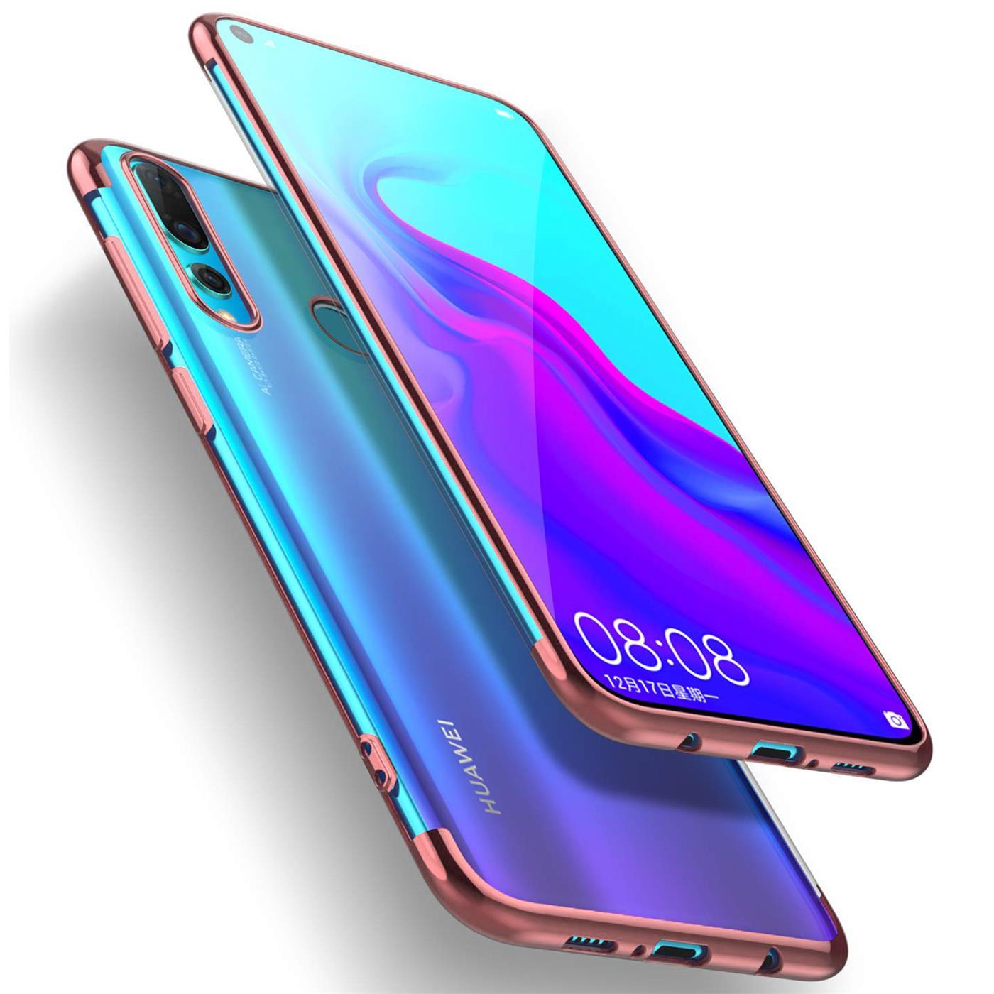 Schutzhuelle-Huawei-P30-P30-Lite-P30-Pro-Handy-Tasche-Slim-Cover-Case-Transparent Indexbild 26