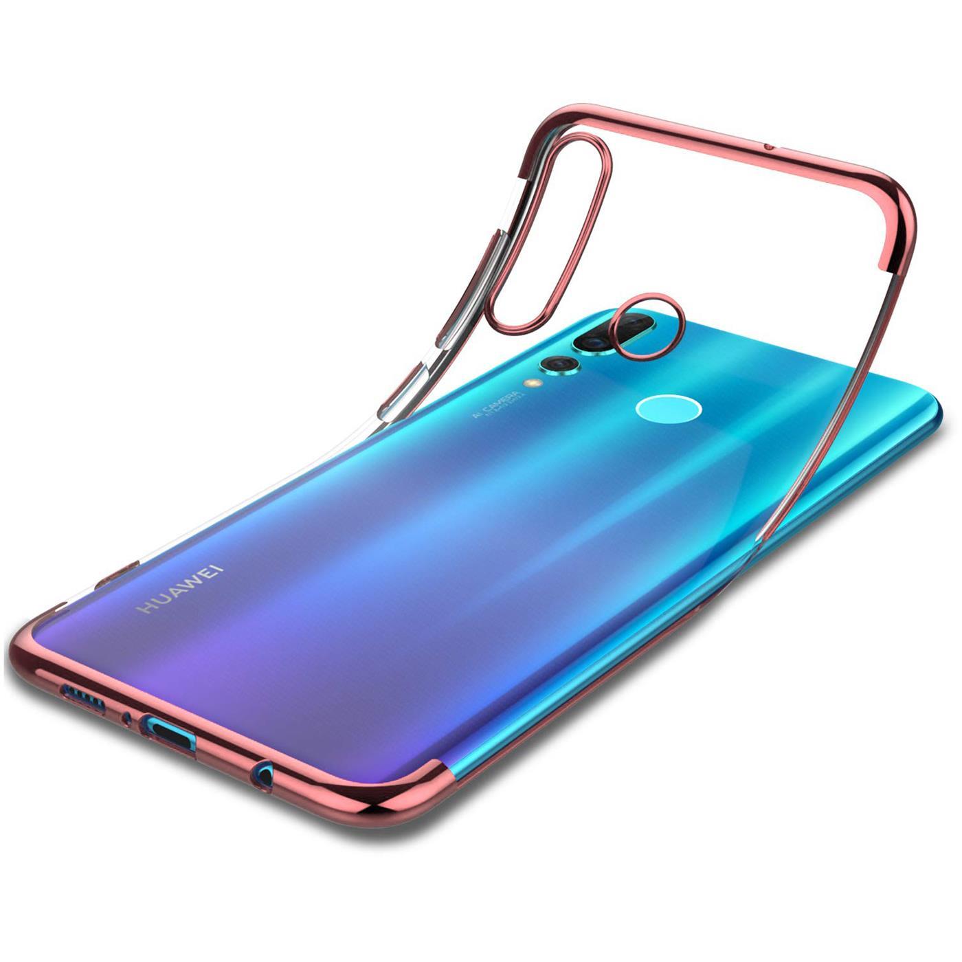 Schutzhuelle-Huawei-P30-P30-Lite-P30-Pro-Handy-Tasche-Slim-Cover-Case-Transparent Indexbild 27