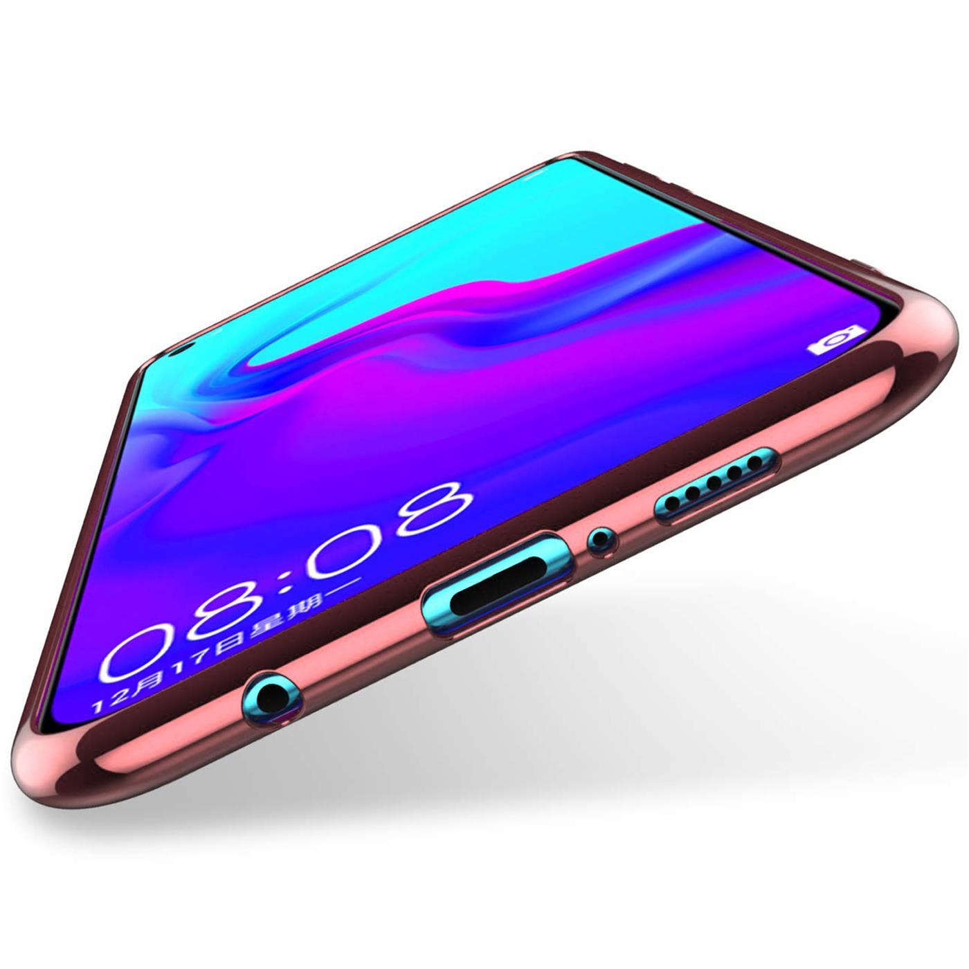 Schutzhuelle-Huawei-P30-P30-Lite-P30-Pro-Handy-Tasche-Slim-Cover-Case-Transparent Indexbild 29