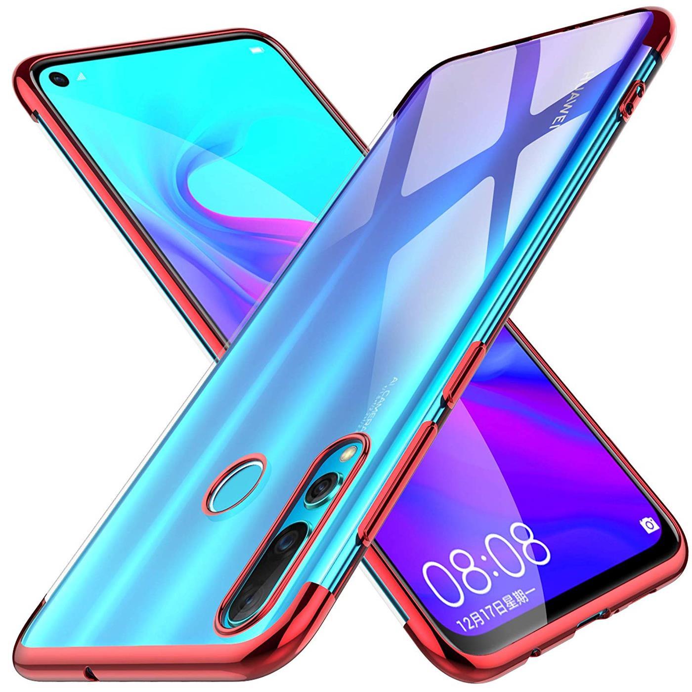 Schutzhuelle-Huawei-P30-P30-Lite-P30-Pro-Handy-Tasche-Slim-Cover-Case-Transparent Indexbild 31