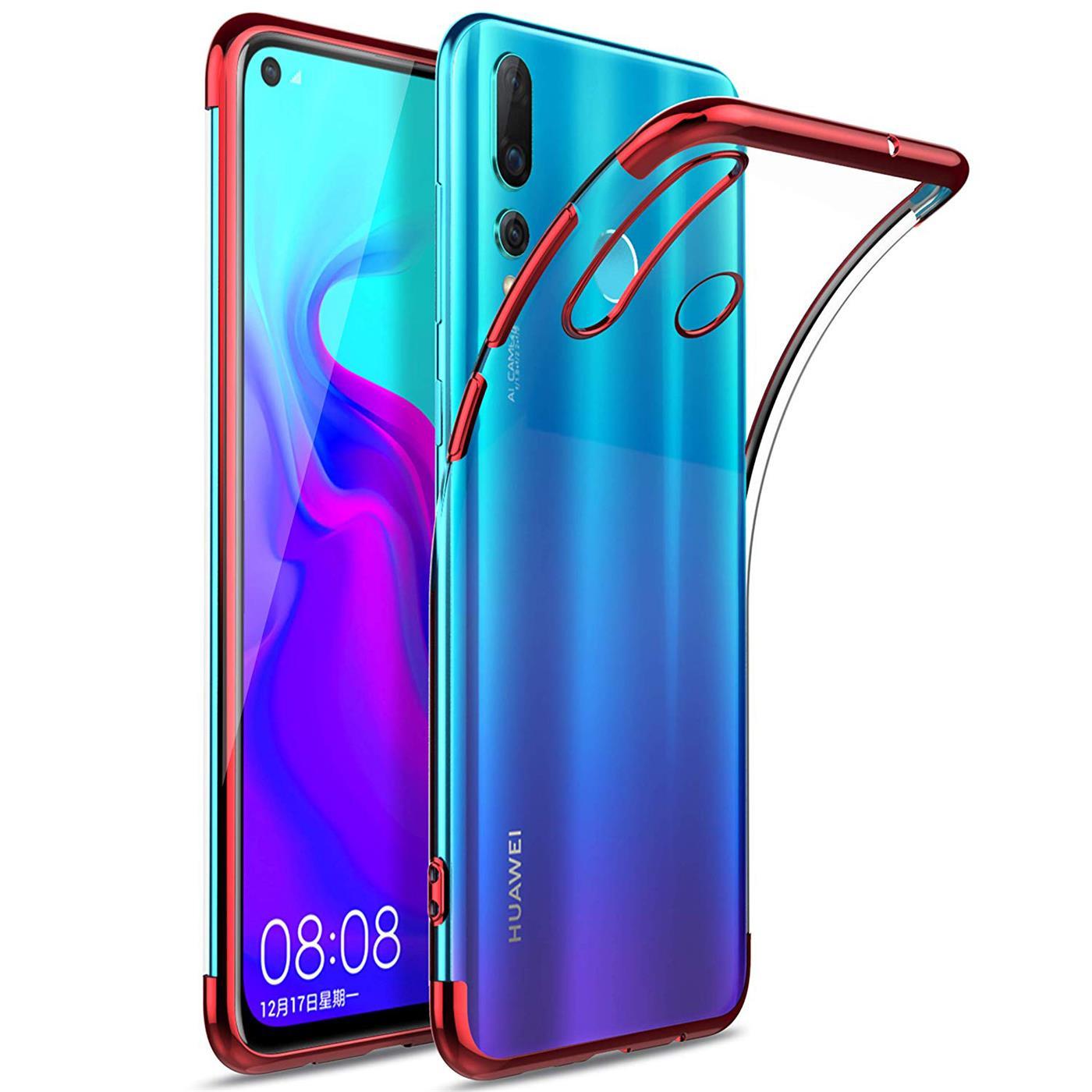 Schutzhuelle-Huawei-P30-P30-Lite-P30-Pro-Handy-Tasche-Slim-Cover-Case-Transparent Indexbild 32