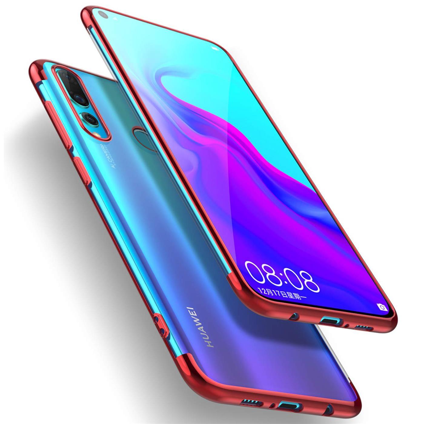 Schutzhuelle-Huawei-P30-P30-Lite-P30-Pro-Handy-Tasche-Slim-Cover-Case-Transparent Indexbild 33