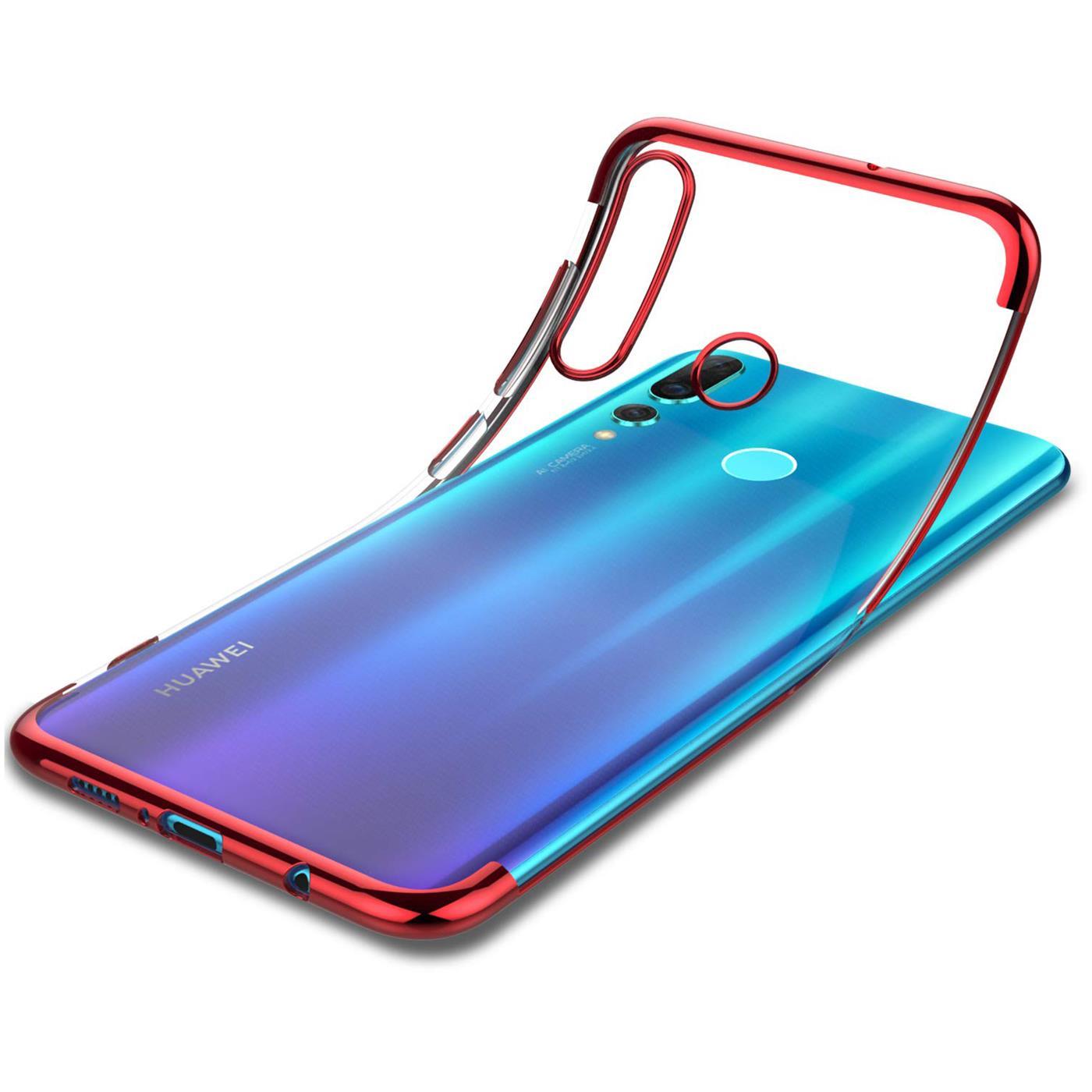 Schutzhuelle-Huawei-P30-P30-Lite-P30-Pro-Handy-Tasche-Slim-Cover-Case-Transparent Indexbild 34