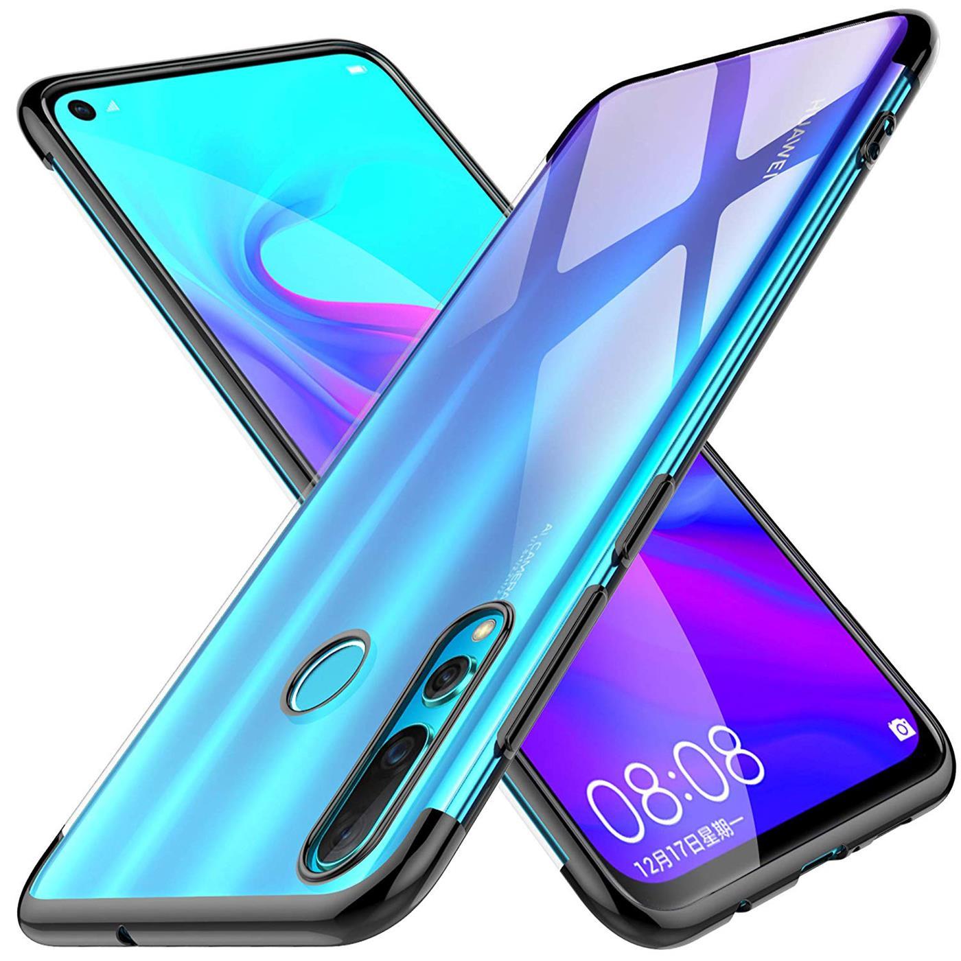 Schutzhuelle-Huawei-P30-P30-Lite-P30-Pro-Handy-Tasche-Slim-Cover-Case-Transparent Indexbild 10