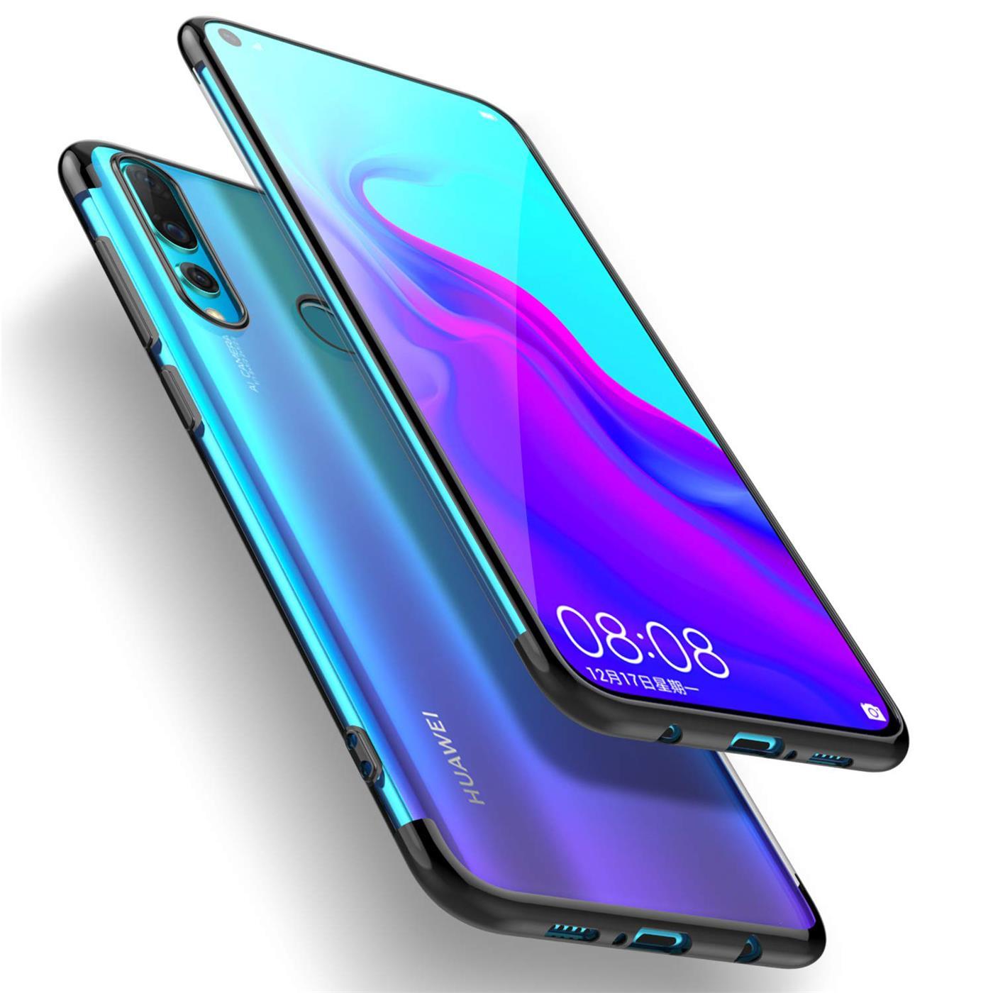 Schutzhuelle-Huawei-P30-P30-Lite-P30-Pro-Handy-Tasche-Slim-Cover-Case-Transparent Indexbild 12