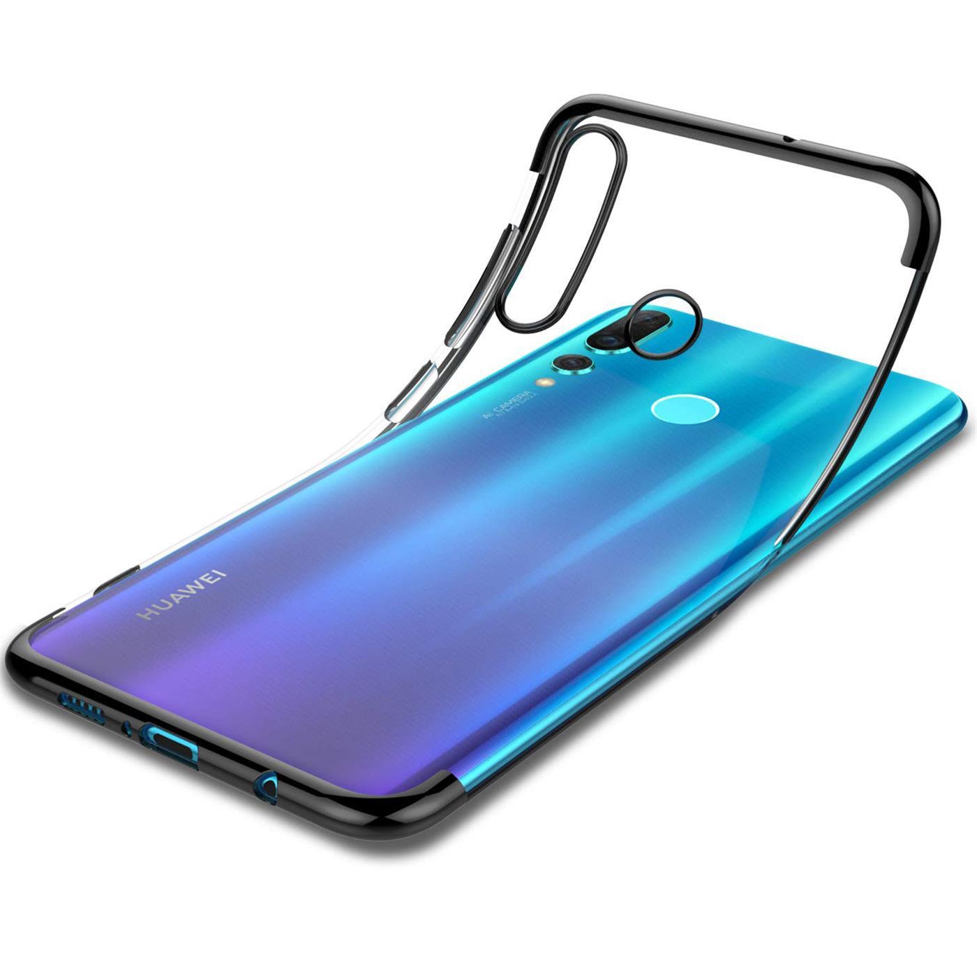 Schutzhuelle-Huawei-P30-P30-Lite-P30-Pro-Handy-Tasche-Slim-Cover-Case-Transparent Indexbild 13