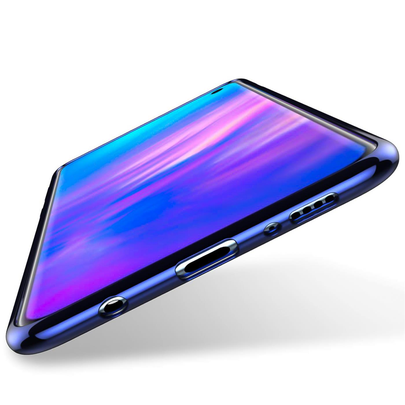 Samsung-Galaxy-S10-Huelle-Schutzhuelle-Handy-Tasche-Slim-Cover-Case-Transparent Indexbild 18