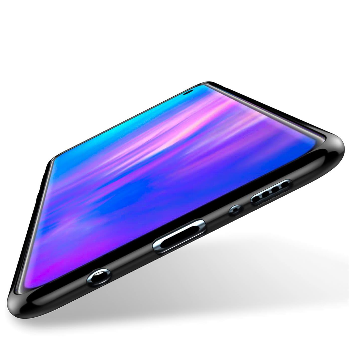 Samsung-Galaxy-S10-Huelle-Schutzhuelle-Handy-Tasche-Slim-Cover-Case-Transparent Indexbild 10