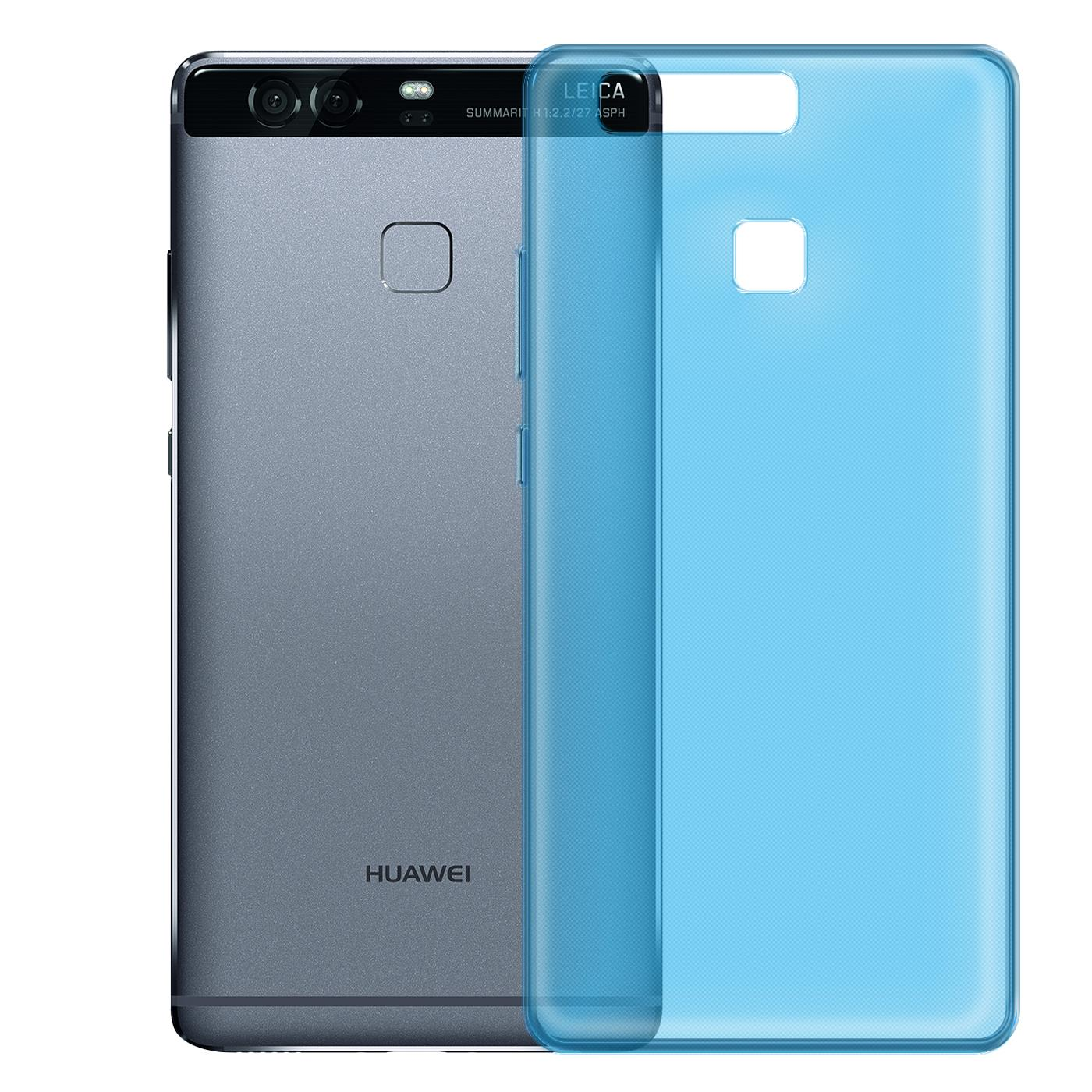 Huawei-p9-Duenn-Silikon-Klar-Case-Cover-Ultra-Slim-Stossfeste-Gel-Rueckseite Indexbild 8