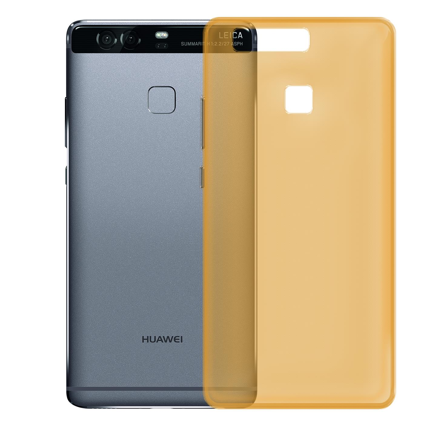 Huawei-p9-Duenn-Silikon-Klar-Case-Cover-Ultra-Slim-Stossfeste-Gel-Rueckseite Indexbild 16