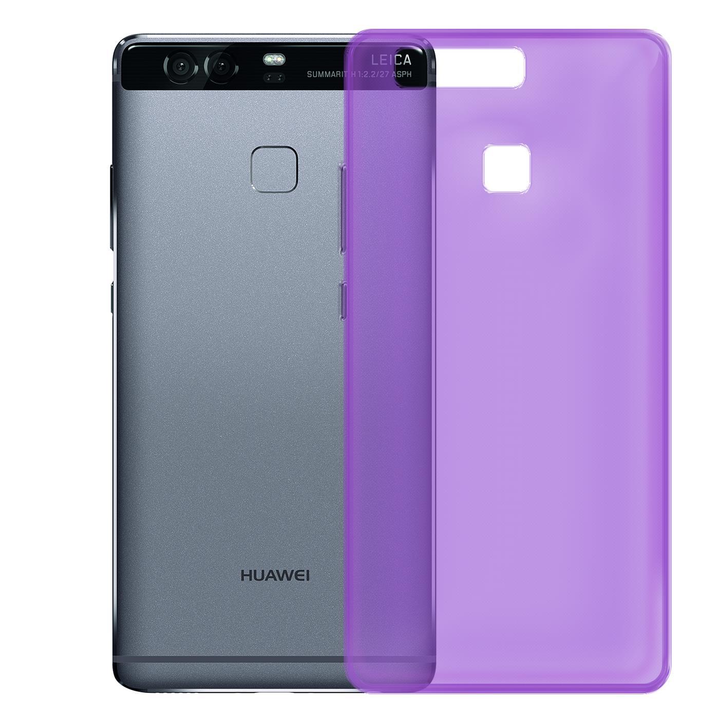 Huawei-p9-Duenn-Silikon-Klar-Case-Cover-Ultra-Slim-Stossfeste-Gel-Rueckseite Indexbild 20