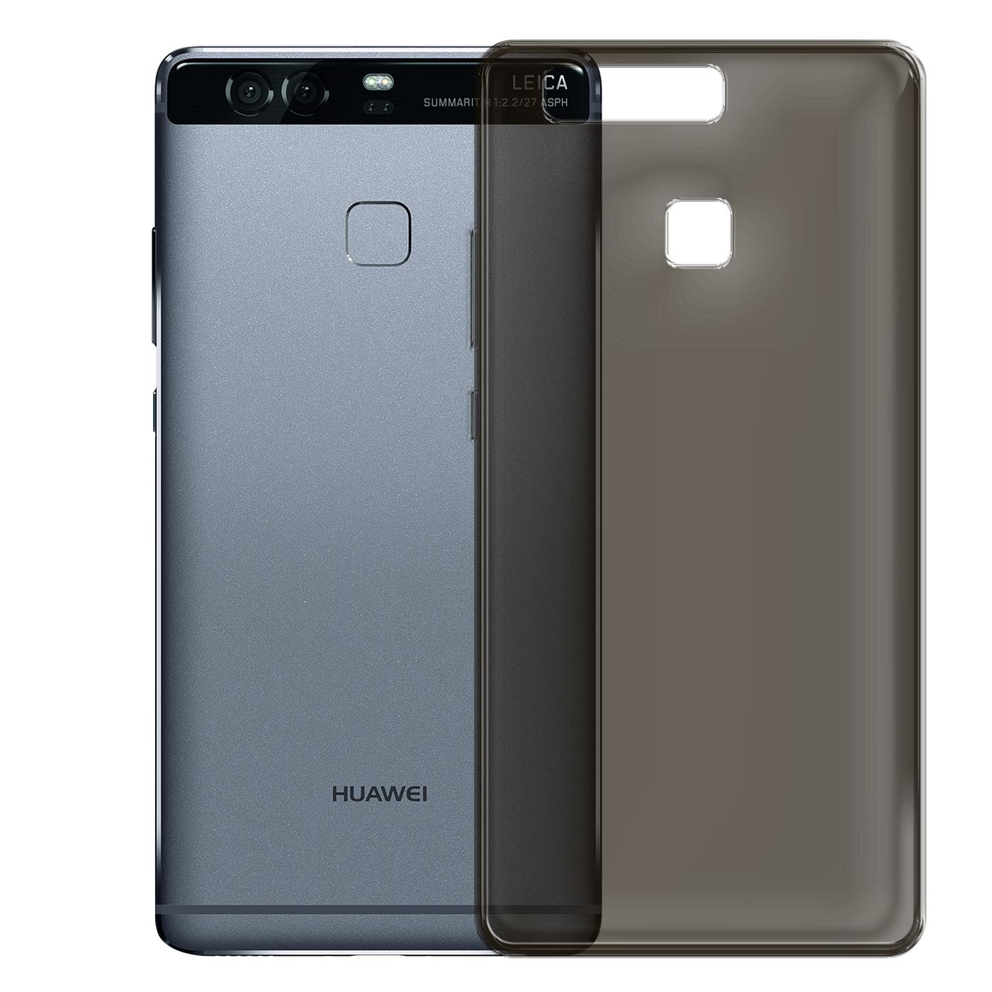 Huawei-p9-Duenn-Silikon-Klar-Case-Cover-Ultra-Slim-Stossfeste-Gel-Rueckseite Indexbild 28