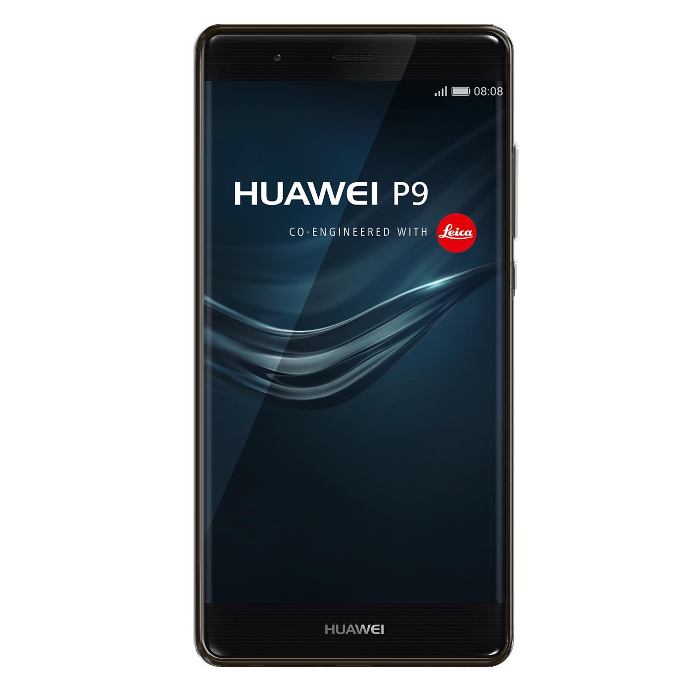 Huawei-p9-Duenn-Silikon-Klar-Case-Cover-Ultra-Slim-Stossfeste-Gel-Rueckseite Indexbild 29
