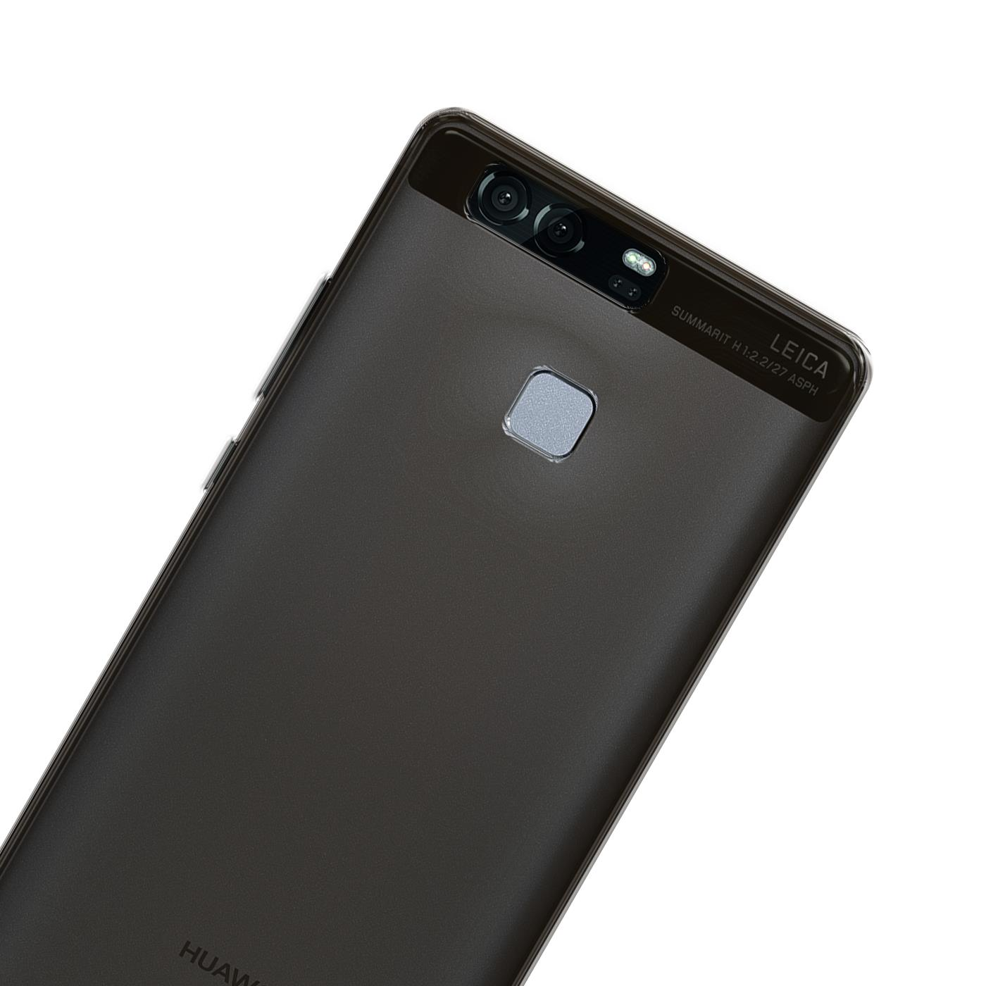Huawei-p9-Duenn-Silikon-Klar-Case-Cover-Ultra-Slim-Stossfeste-Gel-Rueckseite Indexbild 30