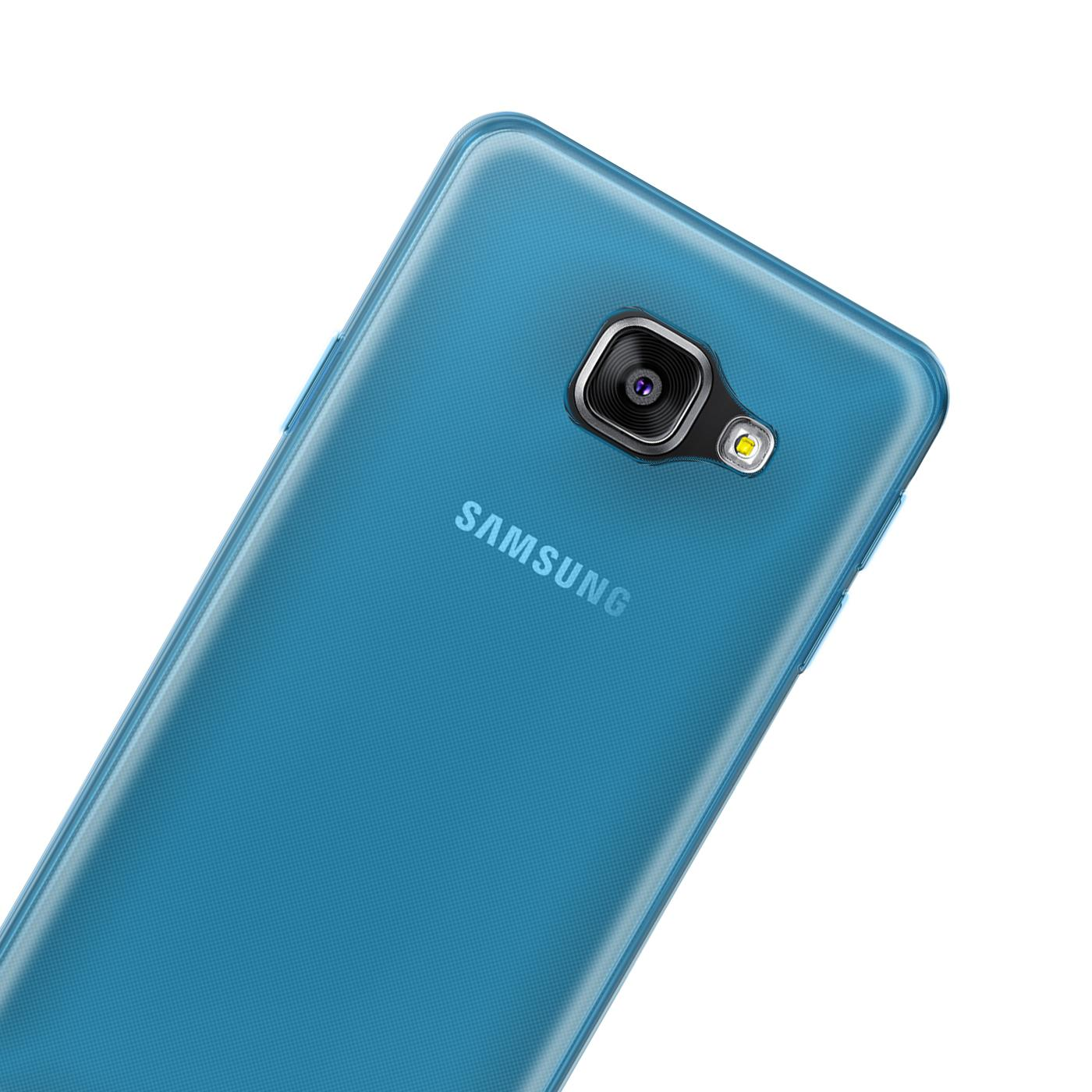 Samsung-Galaxy-a3-2016-Thin-Silikon-Klar-Case-Cover-Ultra-Slim-Stossfeste-Gel Indexbild 10