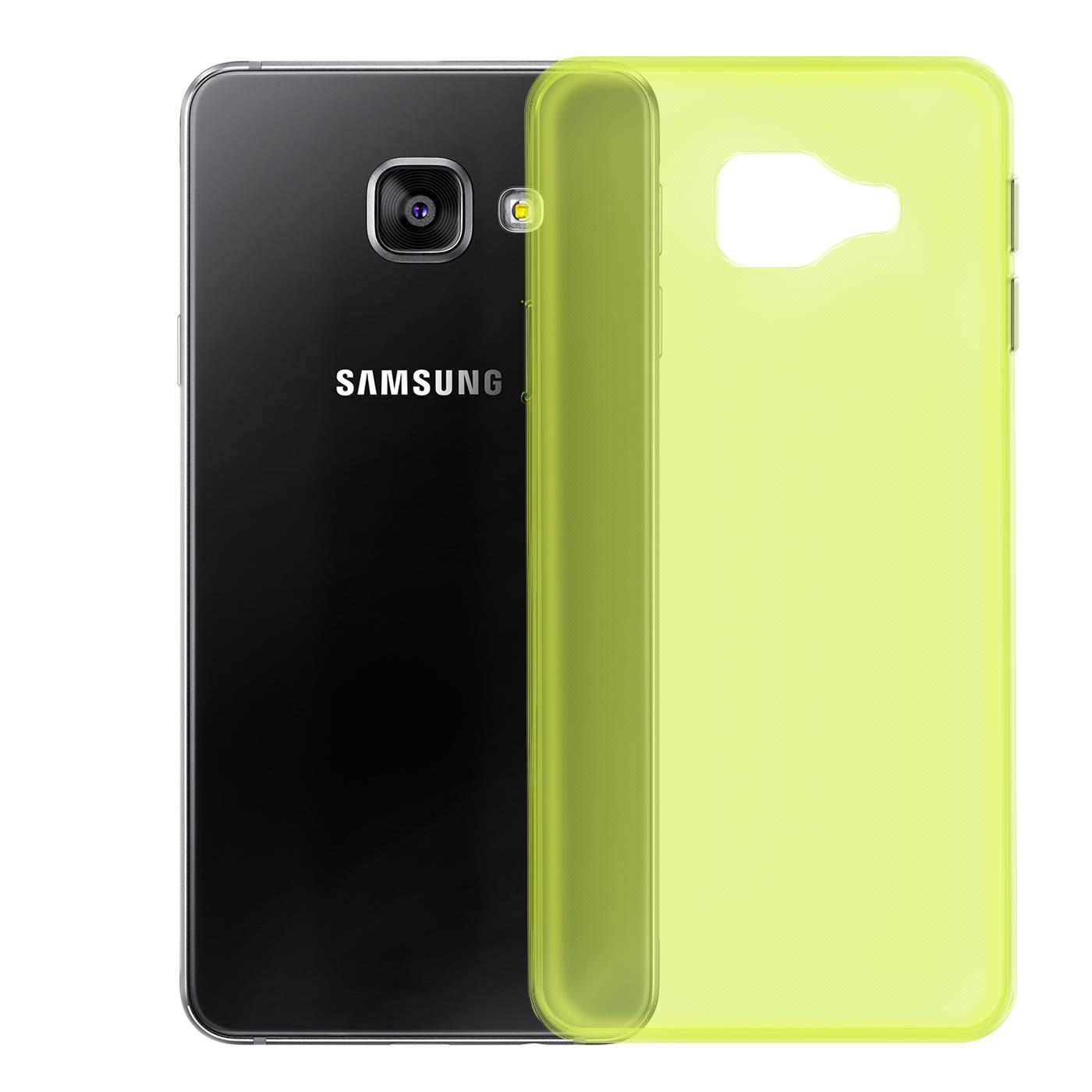 Samsung-Galaxy-a3-2016-Thin-Silikon-Klar-Case-Cover-Ultra-Slim-Stossfeste-Gel Indexbild 12