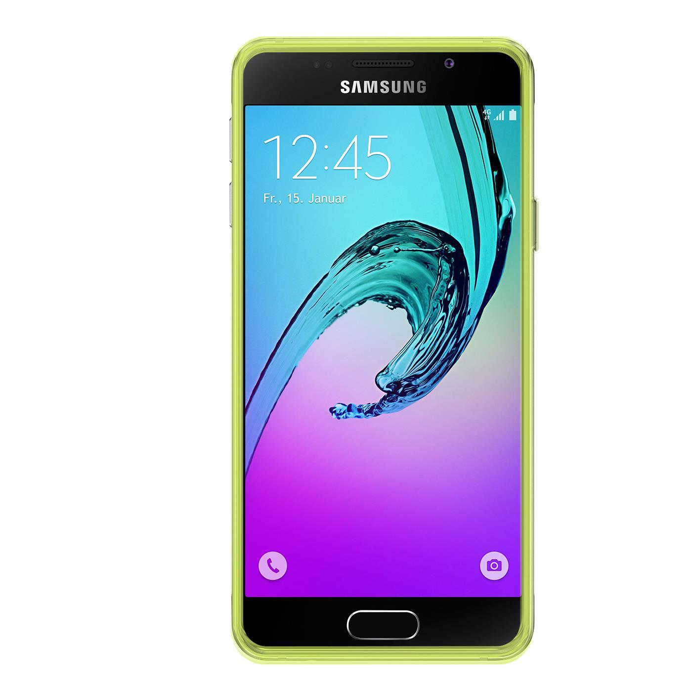 Samsung-Galaxy-a3-2016-Thin-Silikon-Klar-Case-Cover-Ultra-Slim-Stossfeste-Gel Indexbild 13