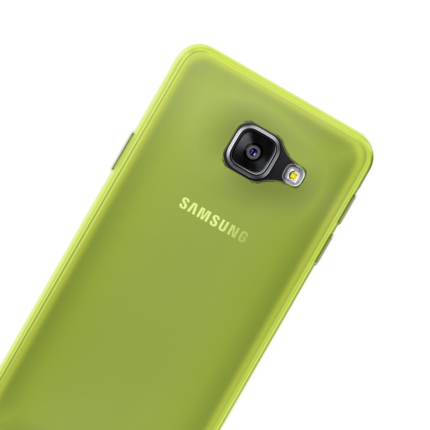 Samsung-Galaxy-a3-2016-Thin-Silikon-Klar-Case-Cover-Ultra-Slim-Stossfeste-Gel Indexbild 14