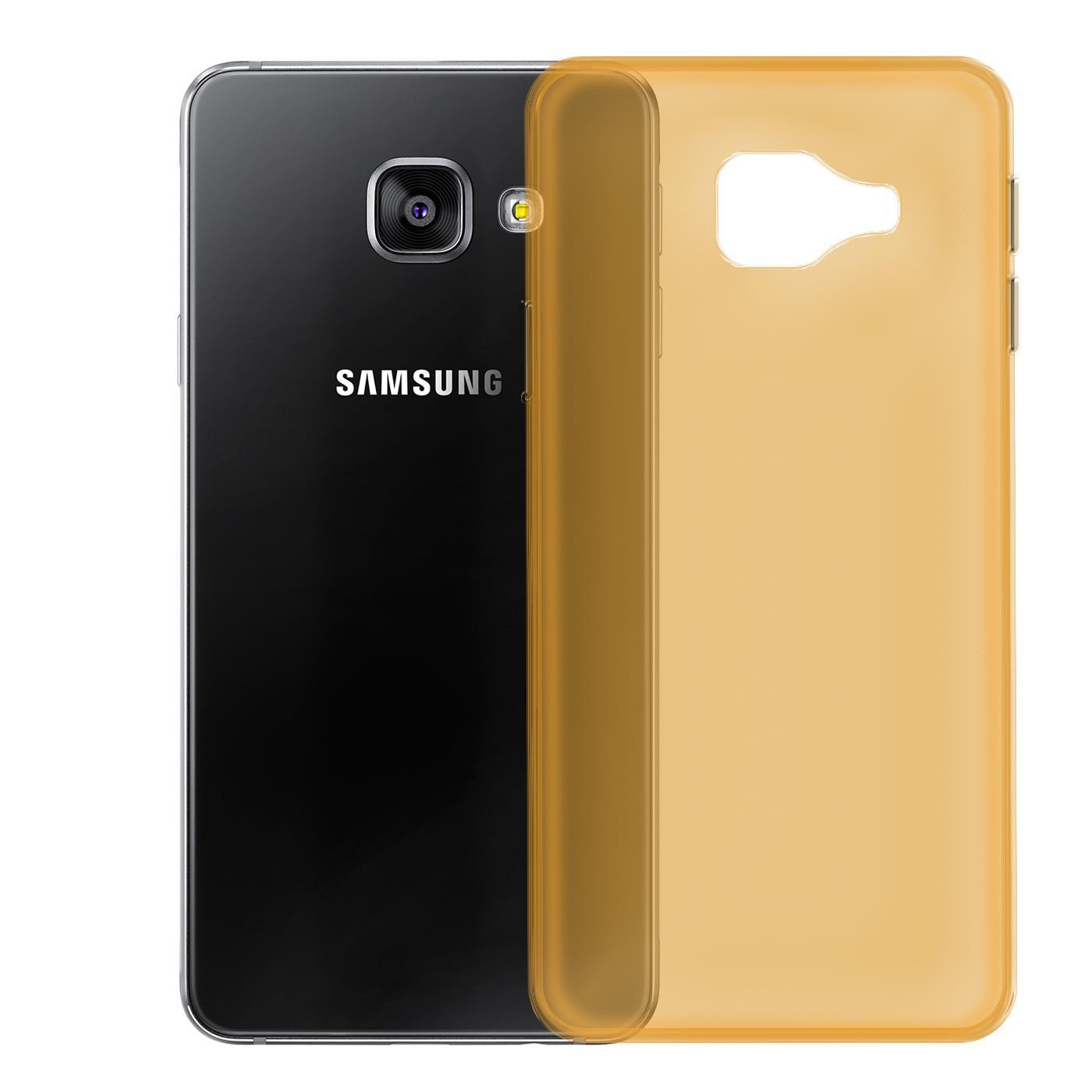 Samsung-Galaxy-a3-2016-Thin-Silikon-Klar-Case-Cover-Ultra-Slim-Stossfeste-Gel Indexbild 16