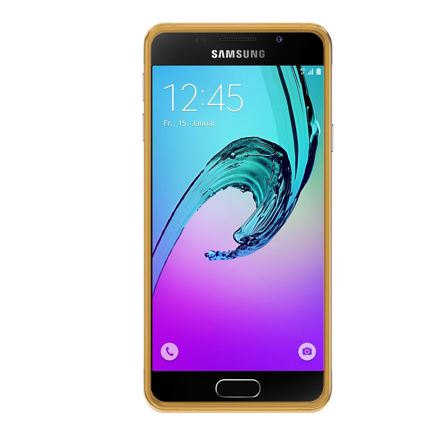 Samsung-Galaxy-a3-2016-Thin-Silikon-Klar-Case-Cover-Ultra-Slim-Stossfeste-Gel Indexbild 17