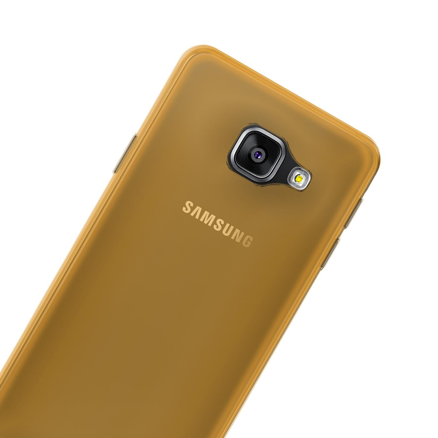 Samsung-Galaxy-a3-2016-Thin-Silikon-Klar-Case-Cover-Ultra-Slim-Stossfeste-Gel Indexbild 18