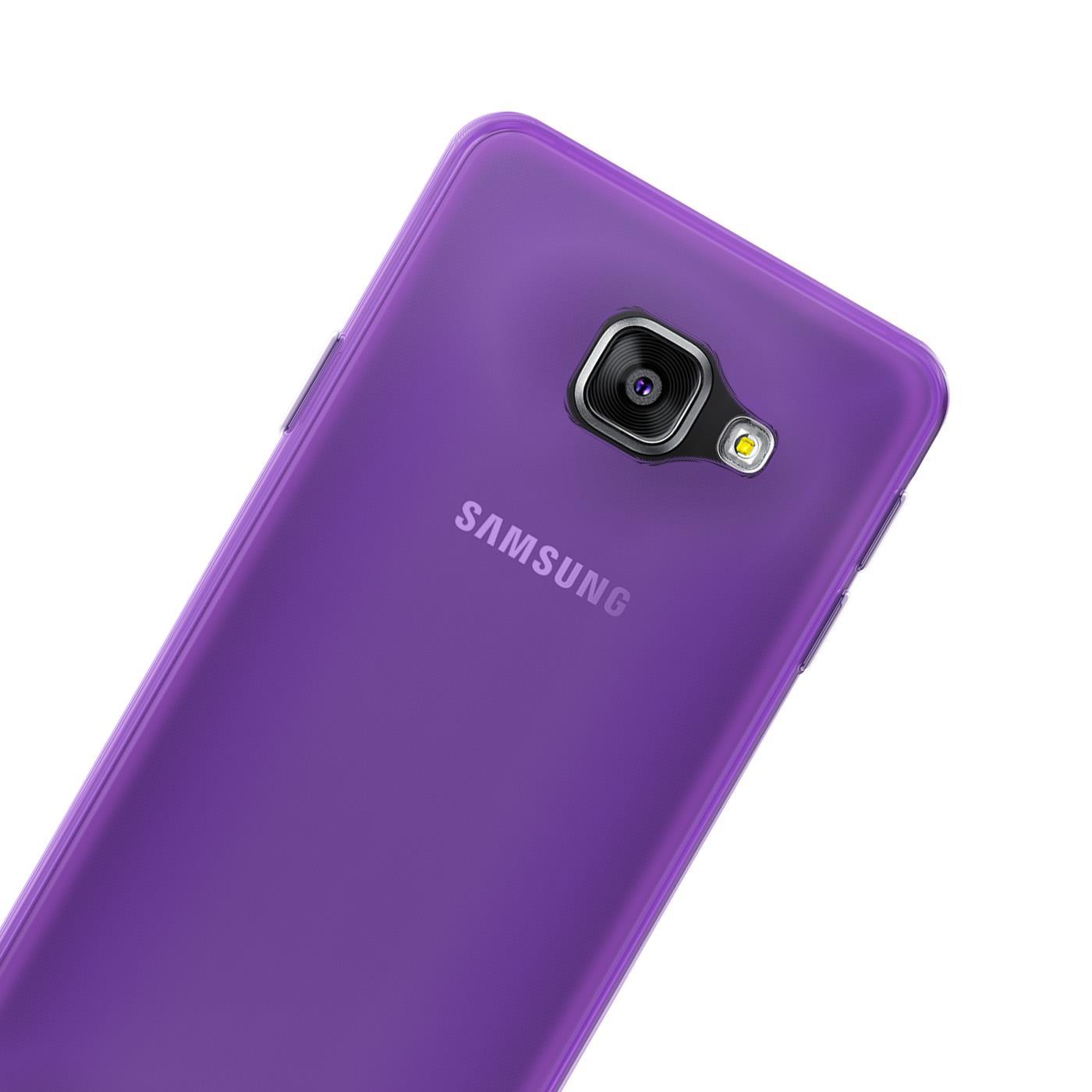Samsung-Galaxy-a3-2016-Thin-Silikon-Klar-Case-Cover-Ultra-Slim-Stossfeste-Gel Indexbild 22