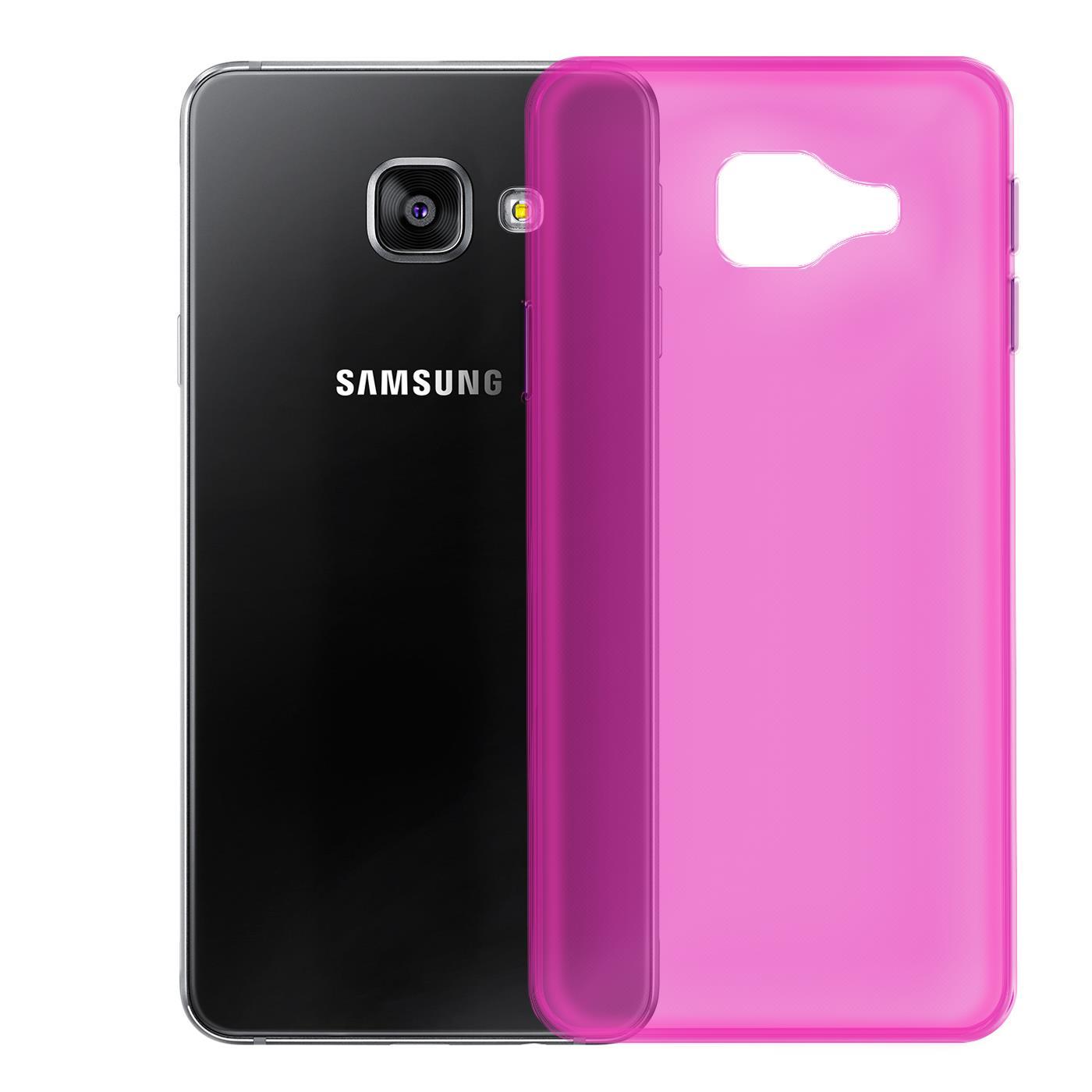 Samsung-Galaxy-a3-2016-Thin-Silikon-Klar-Case-Cover-Ultra-Slim-Stossfeste-Gel Indexbild 24