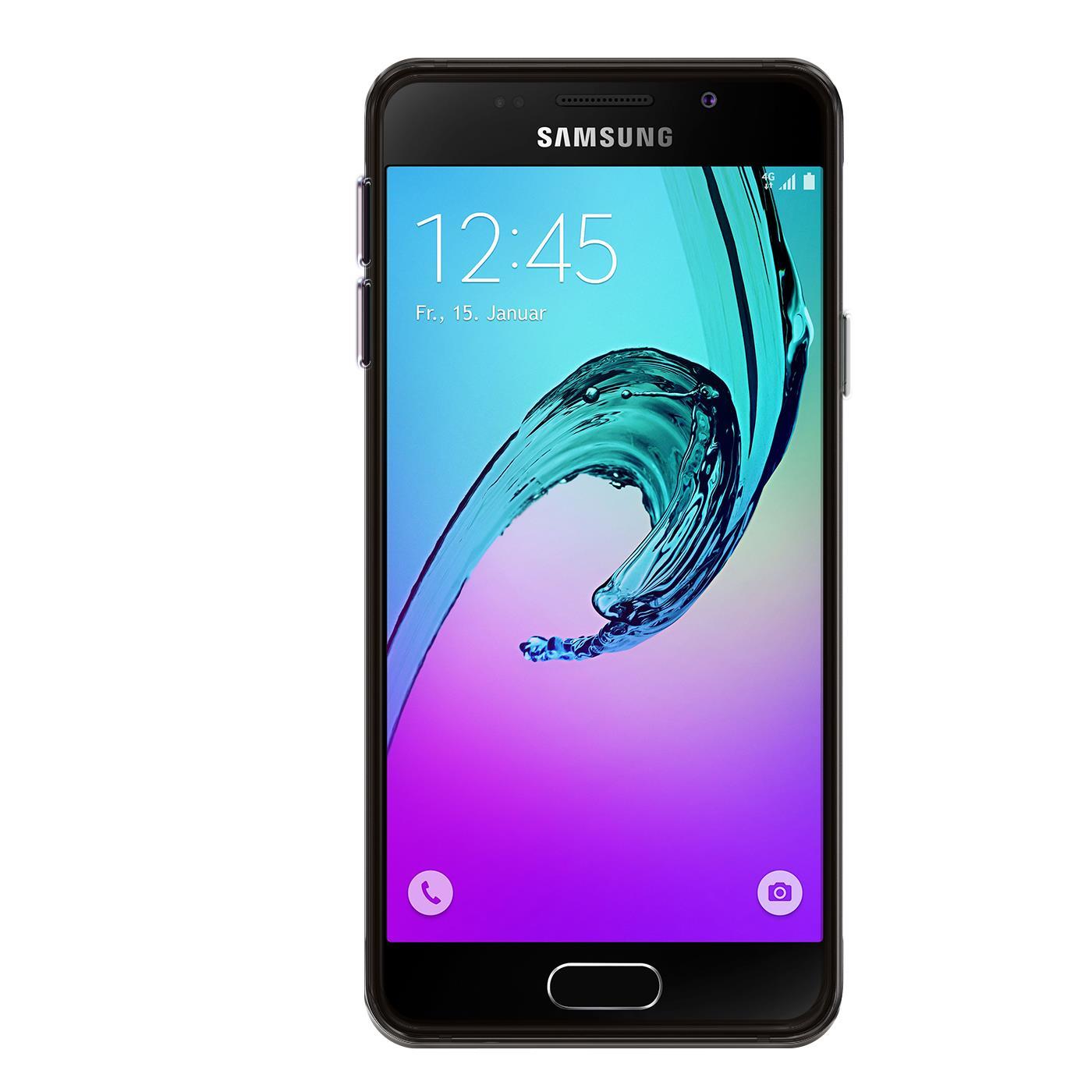 Samsung-Galaxy-a3-2016-Thin-Silikon-Klar-Case-Cover-Ultra-Slim-Stossfeste-Gel Indexbild 29