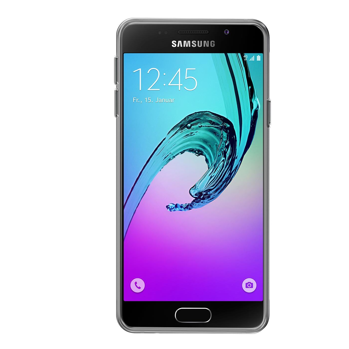 Samsung-Galaxy-a3-2016-Thin-Silikon-Klar-Case-Cover-Ultra-Slim-Stossfeste-Gel Indexbild 4