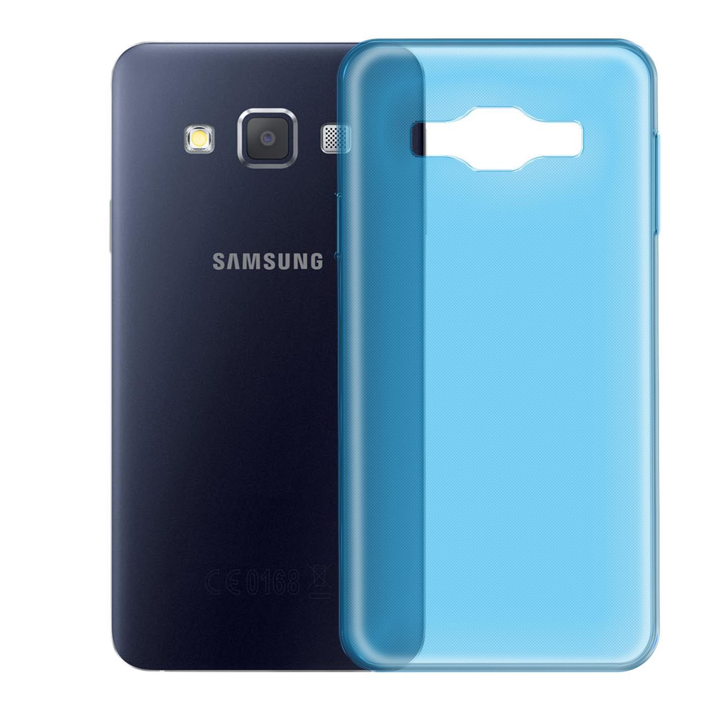 Samsung-Galaxy-A3-2015-Thin-Silicone-Clear-Case-Cover-Ultra-Slim-Shockproof-Gel Indexbild 6