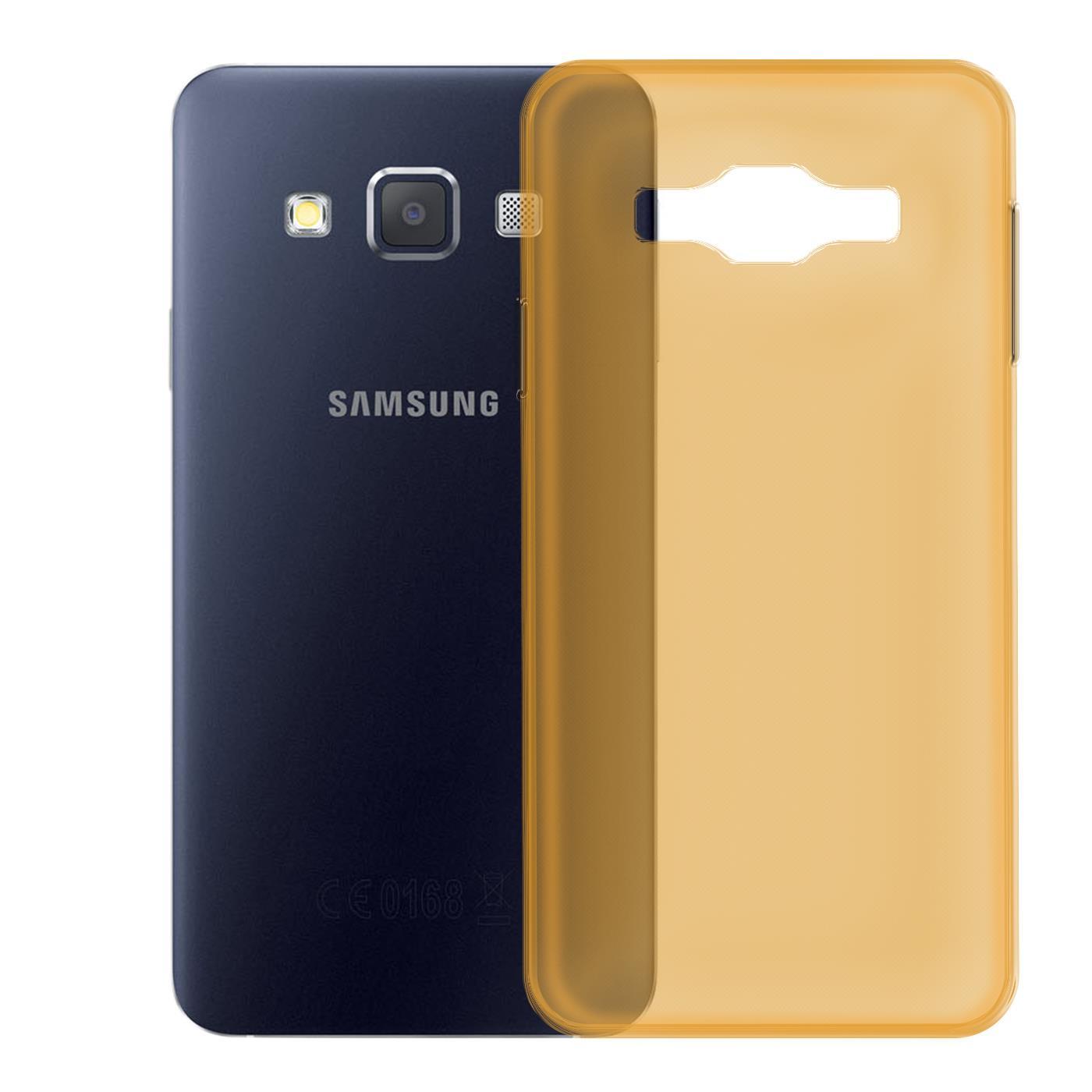 Samsung-Galaxy-A3-2015-Thin-Silicone-Clear-Case-Cover-Ultra-Slim-Shockproof-Gel Indexbild 14
