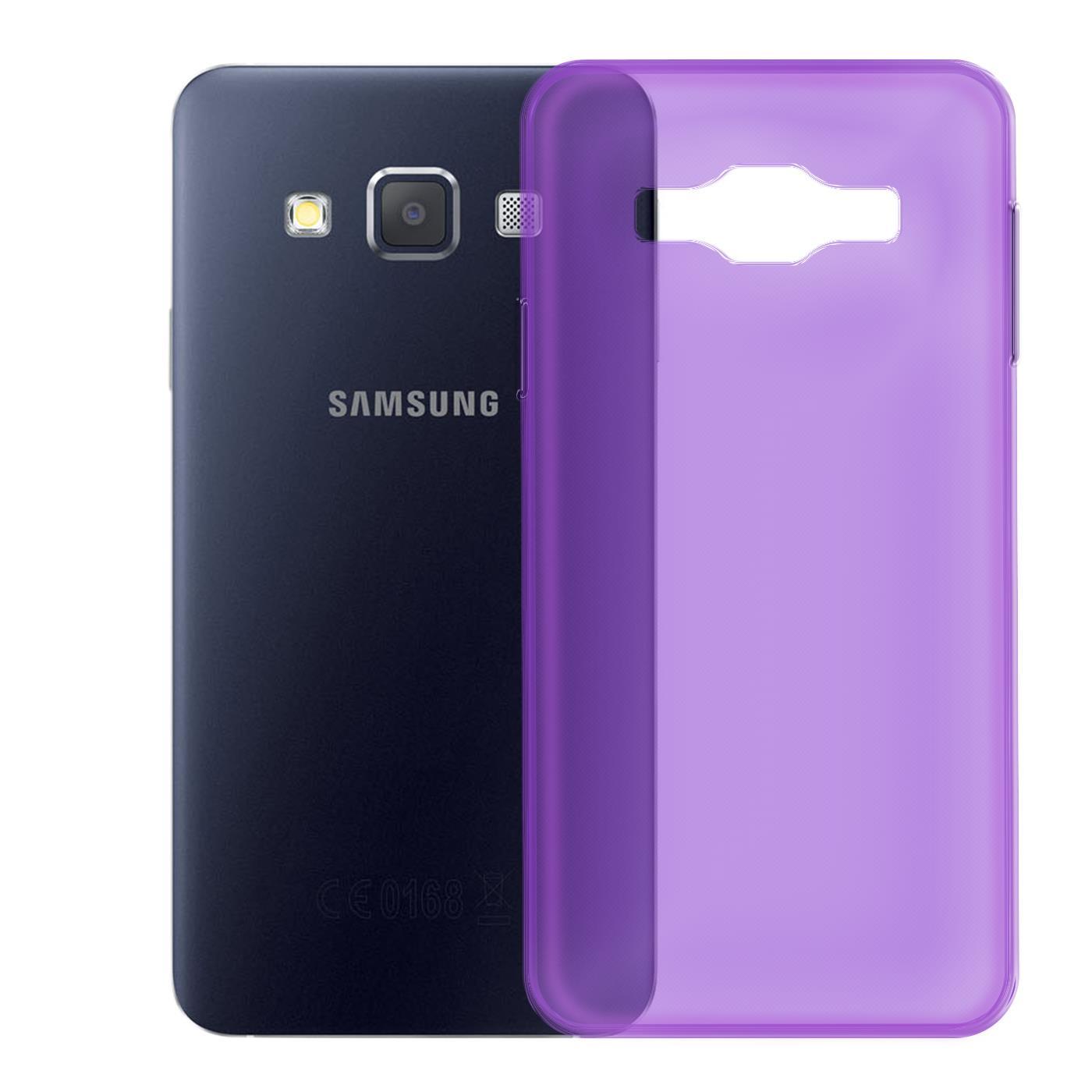 Samsung-Galaxy-A3-2015-Thin-Silicone-Clear-Case-Cover-Ultra-Slim-Shockproof-Gel Indexbild 18
