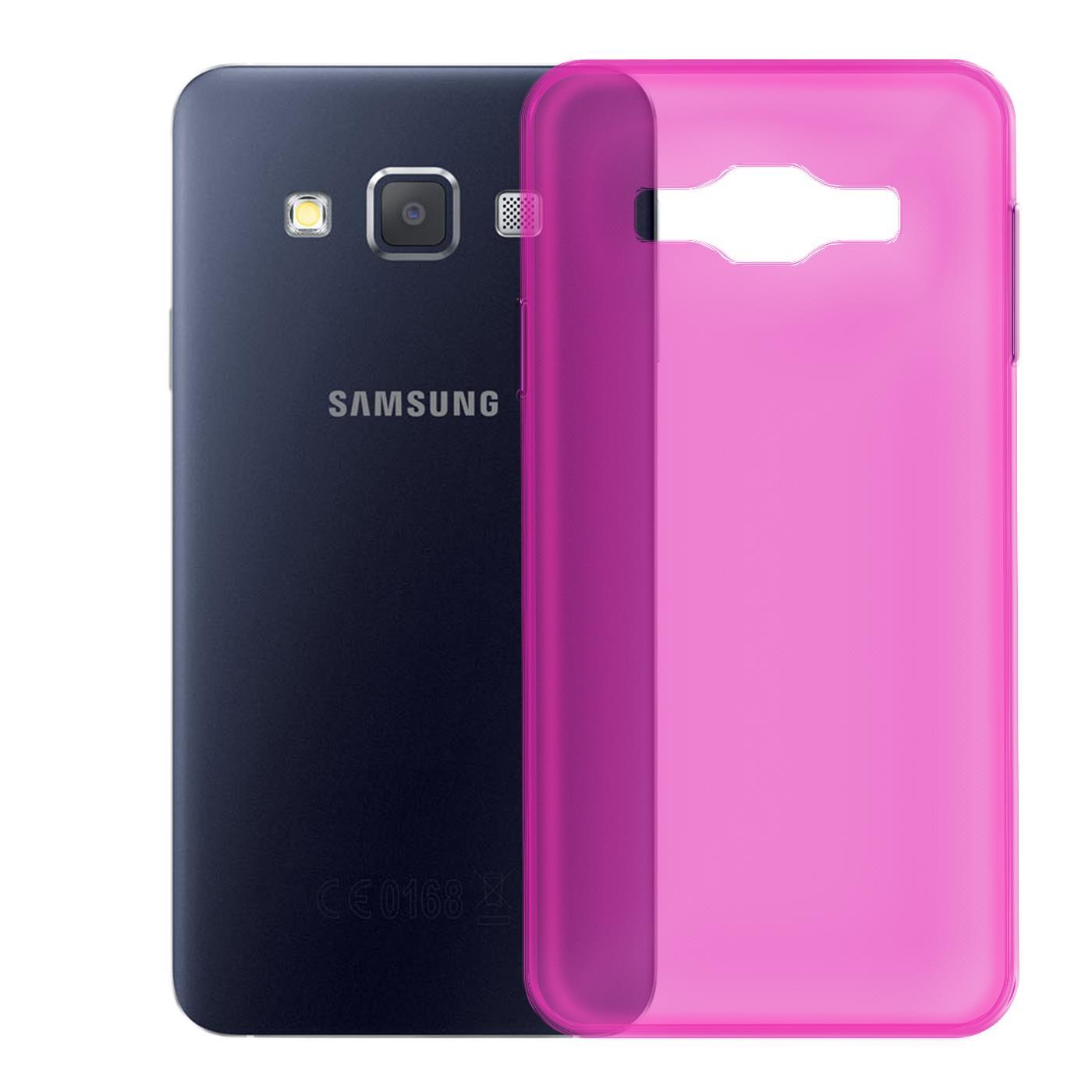 Samsung-Galaxy-A3-2015-Thin-Silicone-Clear-Case-Cover-Ultra-Slim-Shockproof-Gel Indexbild 22