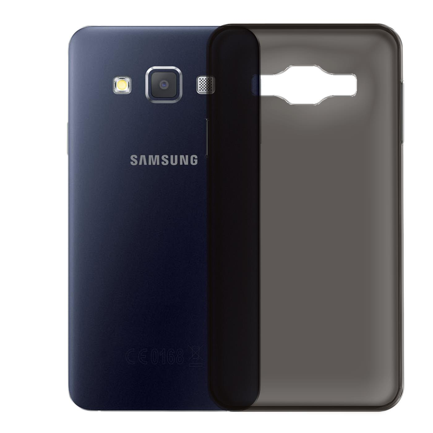 Samsung-Galaxy-A3-2015-Thin-Silicone-Clear-Case-Cover-Ultra-Slim-Shockproof-Gel Indexbild 26