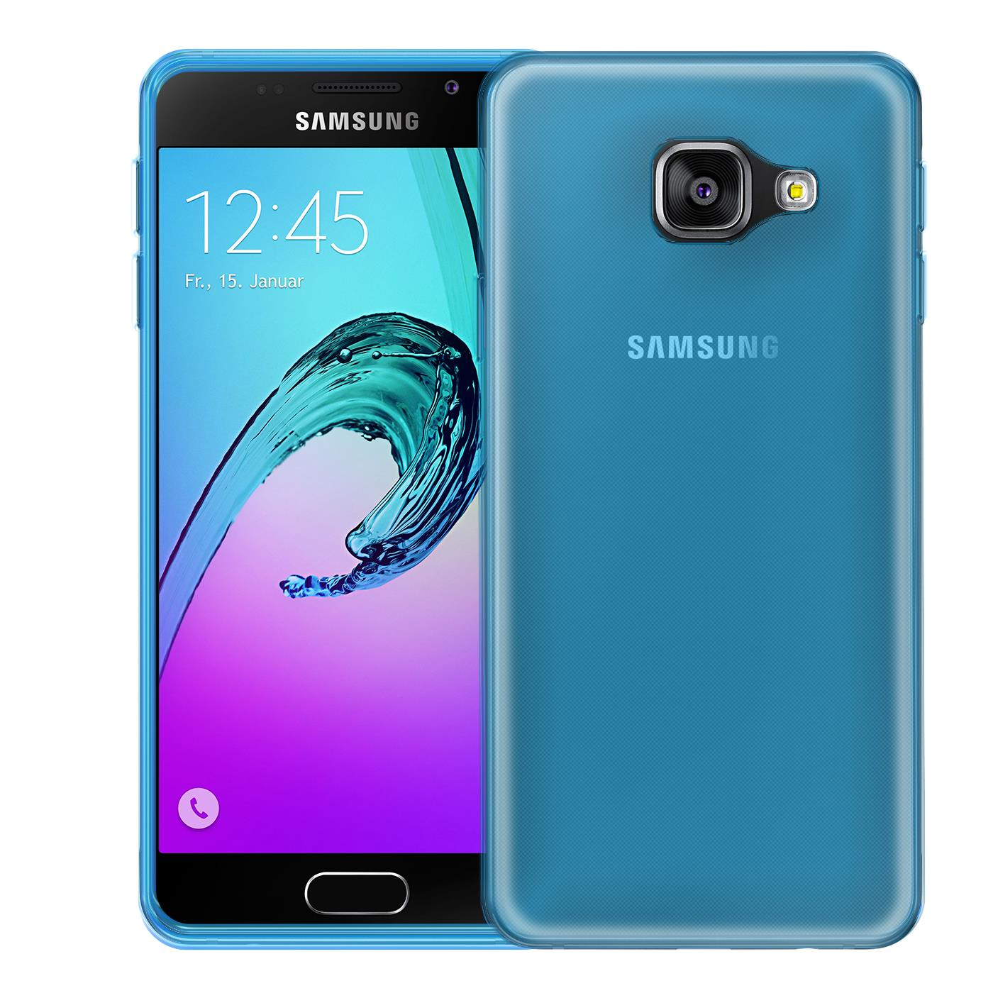 Handy Hülle Samsung Galaxy A5 A510 2016 Case Cover Schutz ...