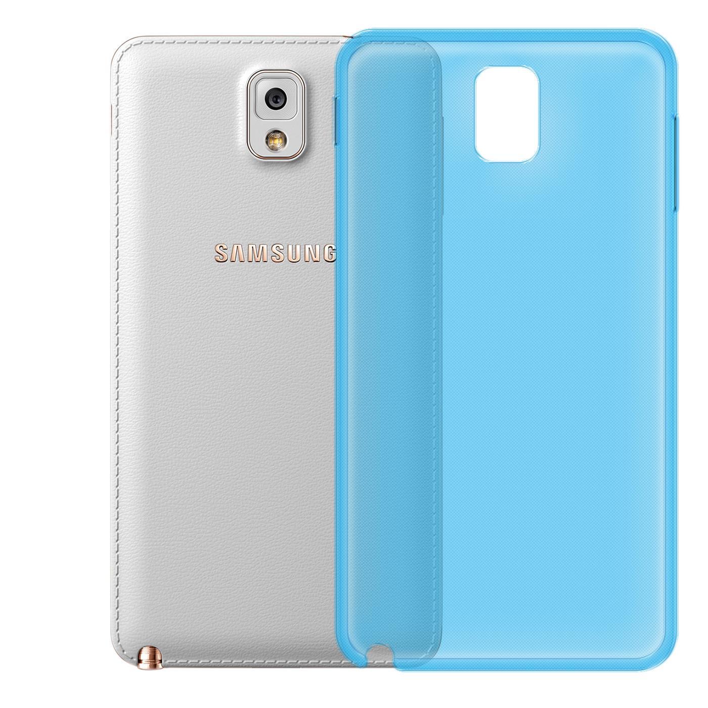 Samsung-Galaxy-Note-4-Thin-Silikon-Klar-Case-Cover-Ultra-Slim-Stossfeste-Gel Indexbild 8