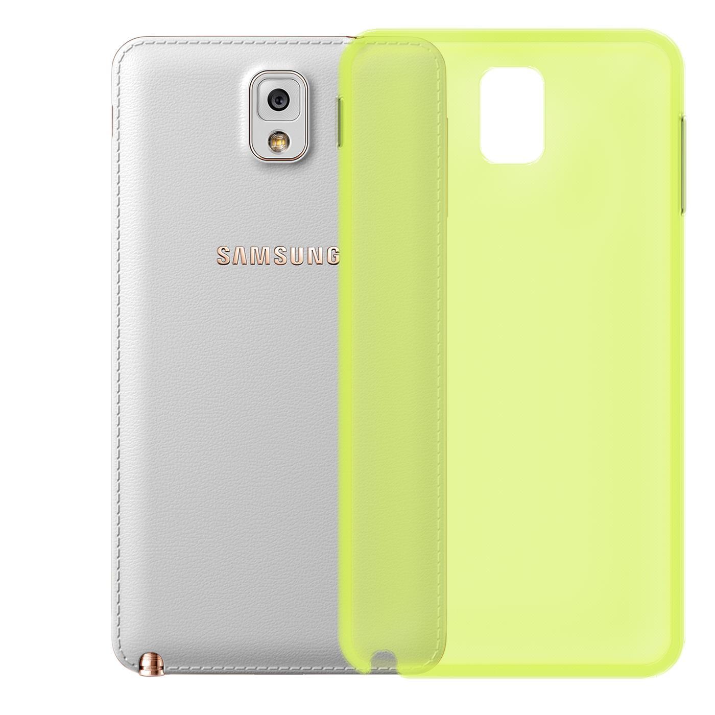 Samsung-Galaxy-Note-4-Thin-Silikon-Klar-Case-Cover-Ultra-Slim-Stossfeste-Gel Indexbild 12