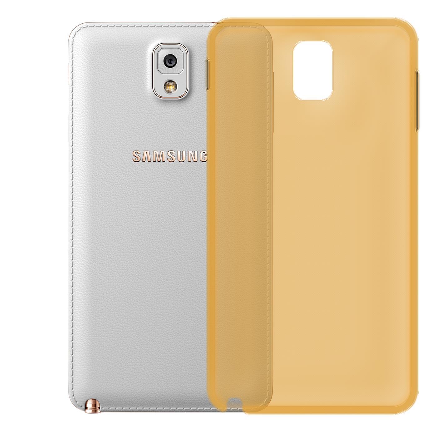 Samsung-Galaxy-Note-4-Thin-Silikon-Klar-Case-Cover-Ultra-Slim-Stossfeste-Gel Indexbild 16