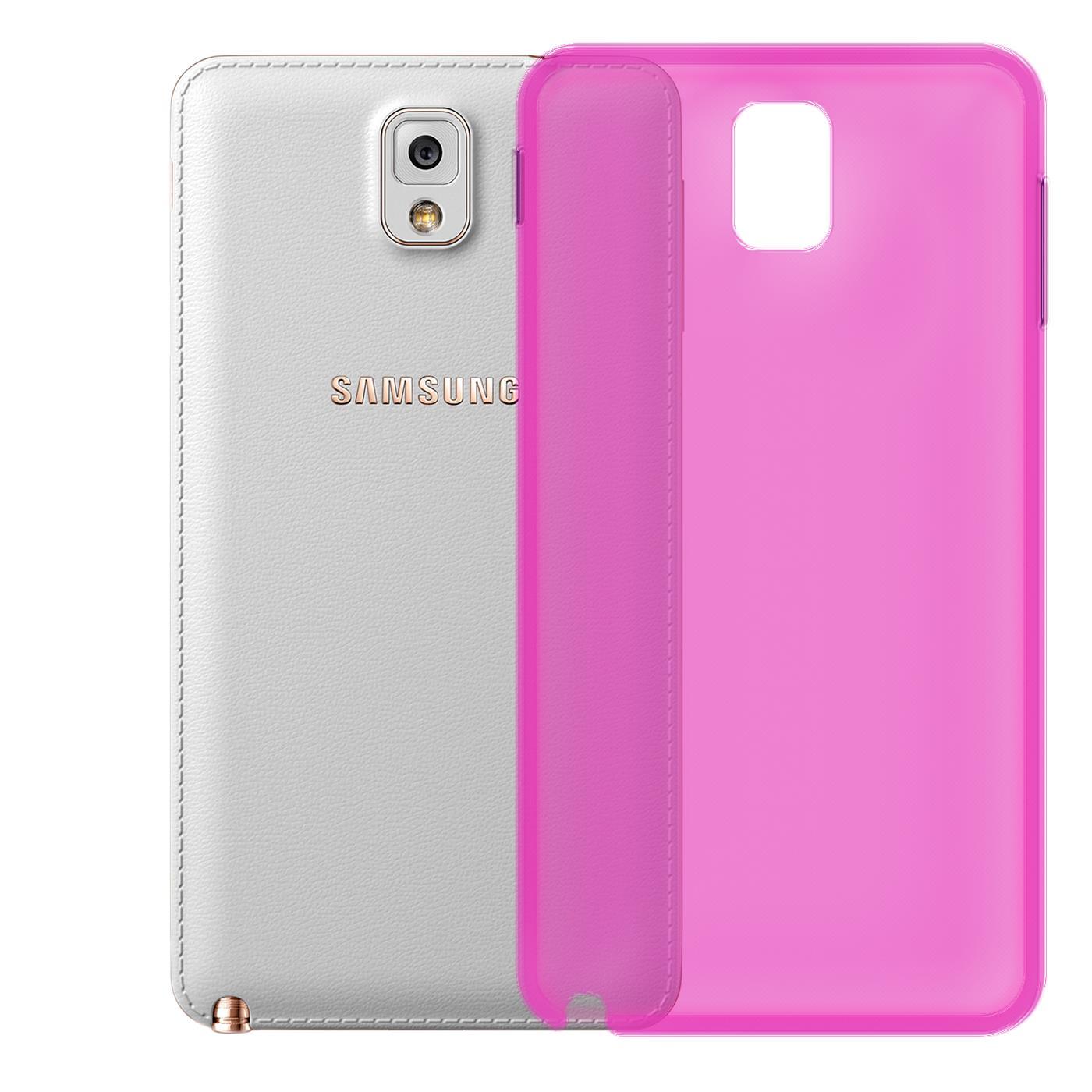 Samsung-Galaxy-Note-4-Thin-Silikon-Klar-Case-Cover-Ultra-Slim-Stossfeste-Gel Indexbild 24