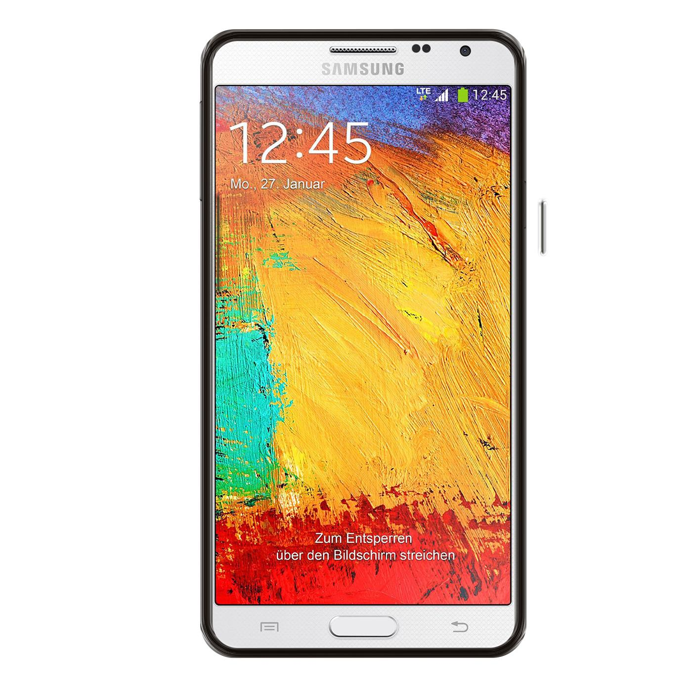 Samsung-Galaxy-Note-4-Thin-Silikon-Klar-Case-Cover-Ultra-Slim-Stossfeste-Gel Indexbild 29