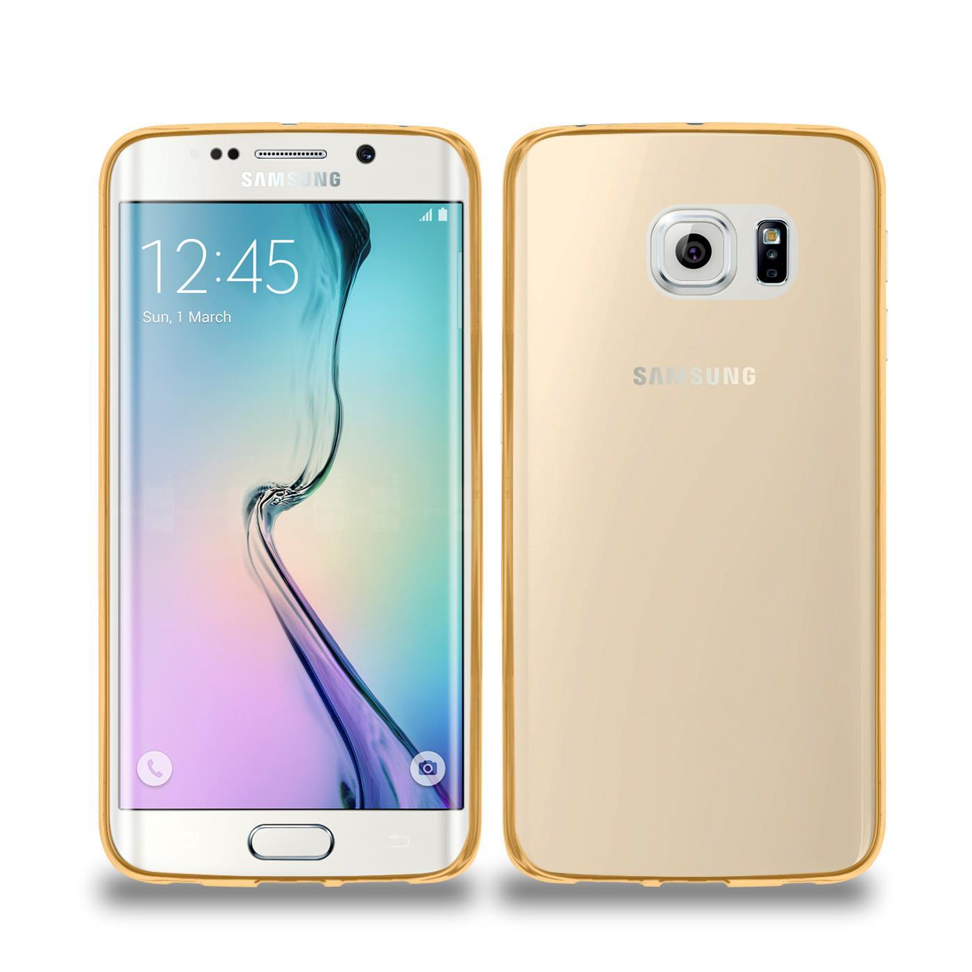 Samsung-Galaxy-s6-Edge-Plus-Thin-Silikon-Klar-Case-Cover-Ultra-Slim-Stossfeste Indexbild 16